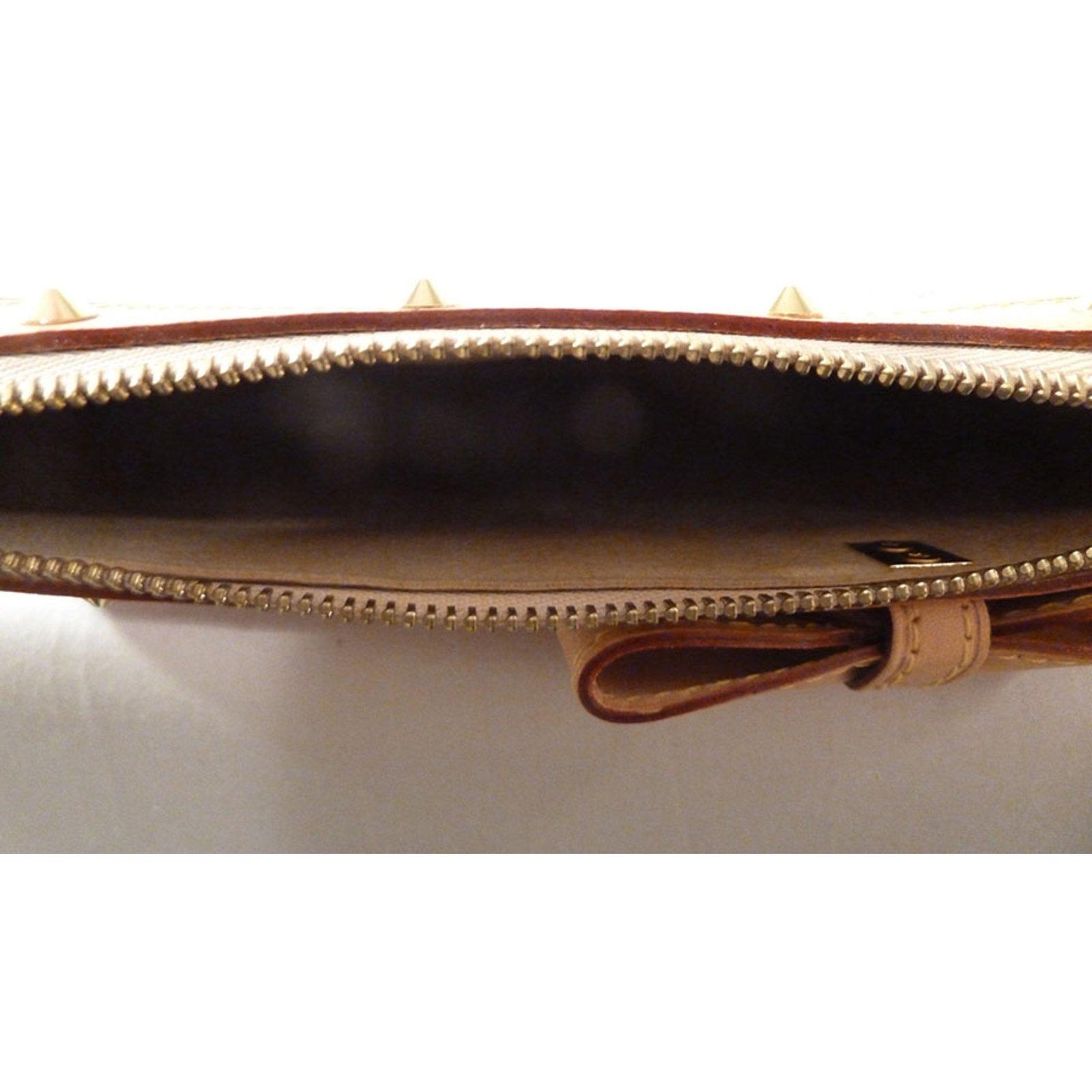 Louis Vuitton Takashi Murakami Cherry Blossom Monogram Stud Shoulder Bag  Handbags Other Pink ref.37553 - Joli Closet f4b864935dcab