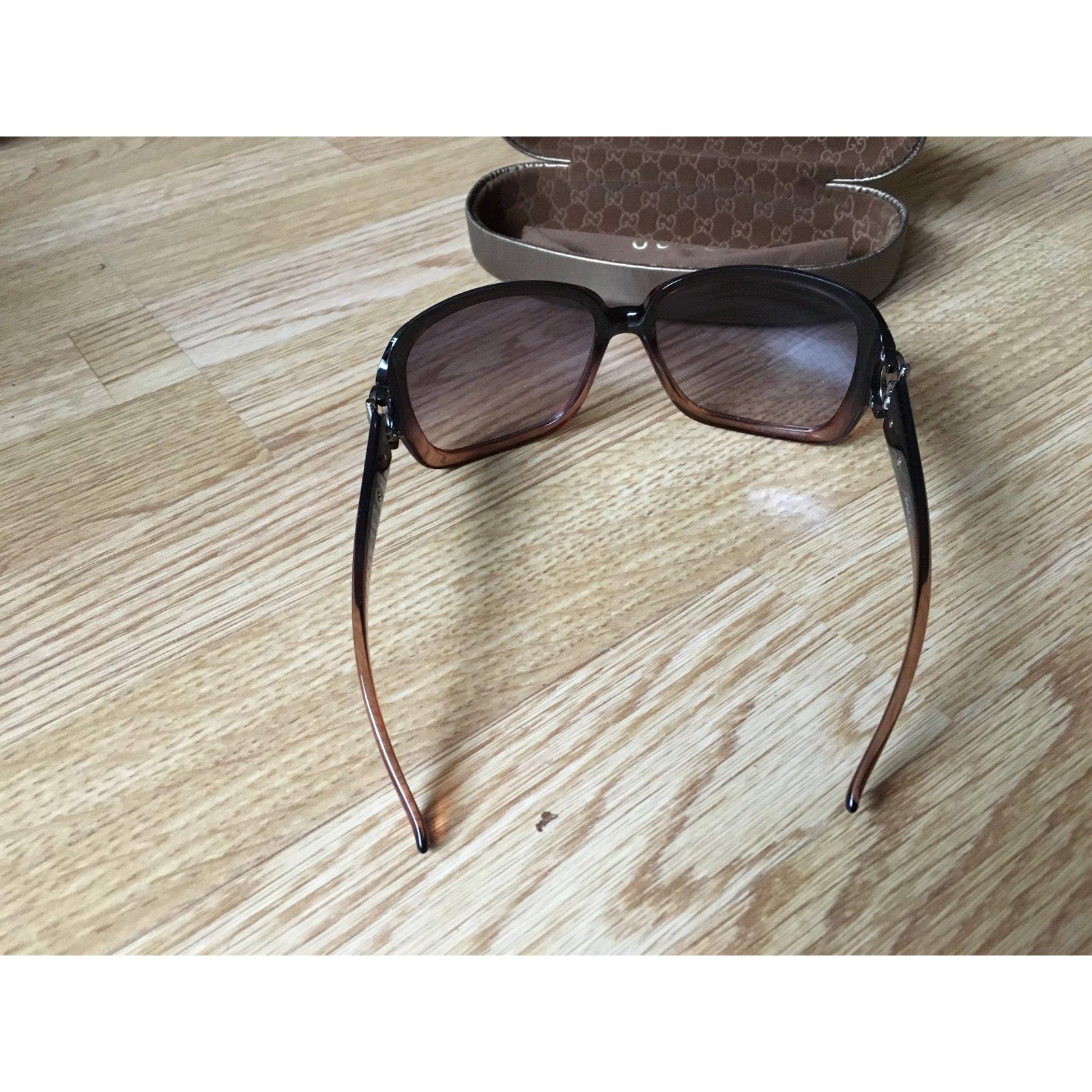 79b58d3c61a Facebook · Pin This. Gucci Sunglasses Sunglasses Plastic Blue ...