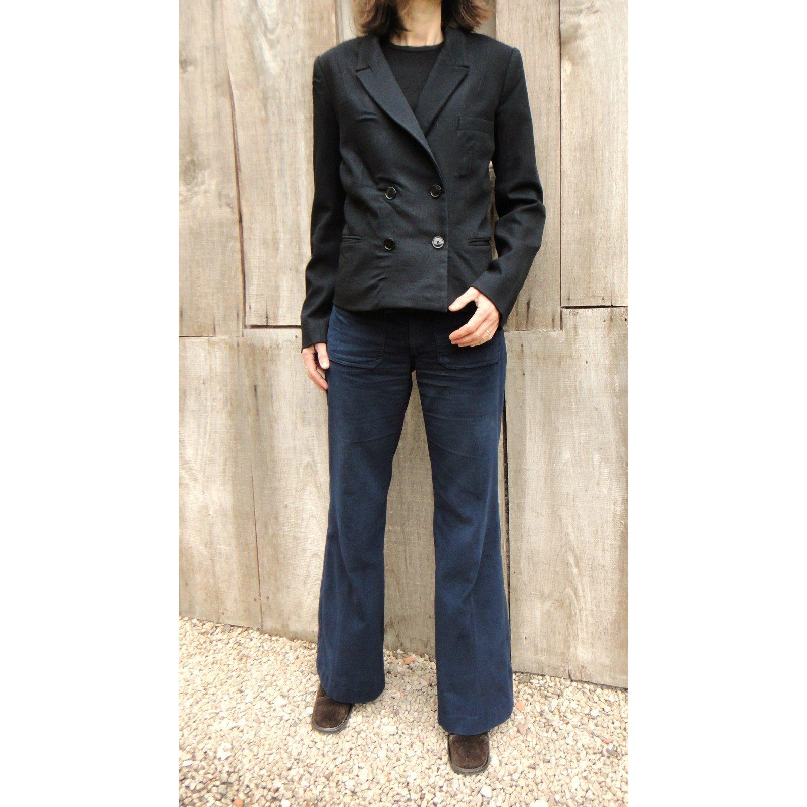 c03ab14e7ee Isabel Marant Jacket Jackets Viscose Black ref.39176 - Joli Closet
