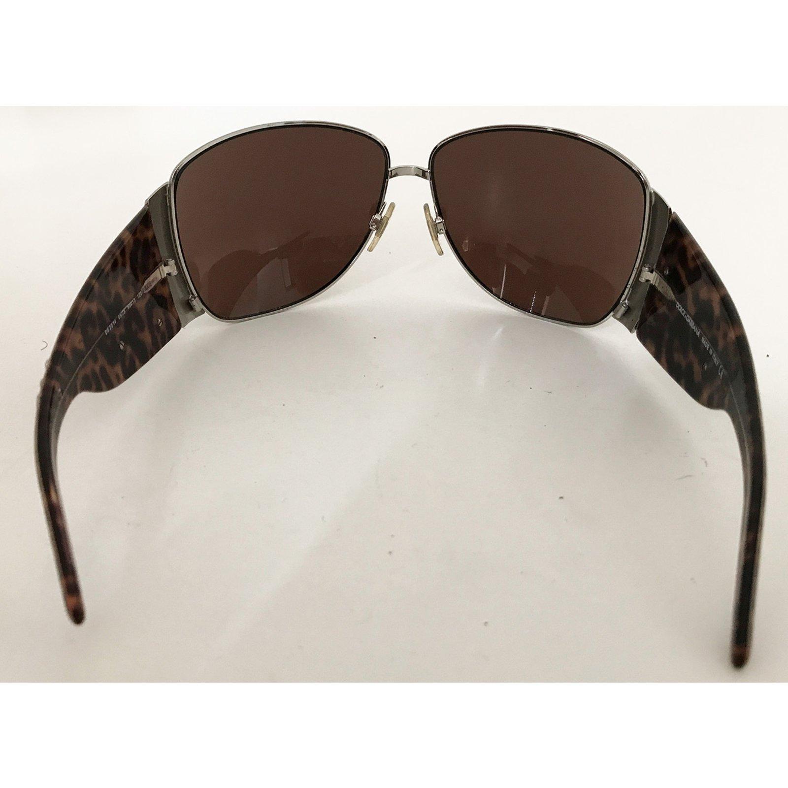 ca45467b0c5a Dolce & Gabbana Sunglasses Sunglasses Plastic Multiple colors ref.39910 -  Joli Closet