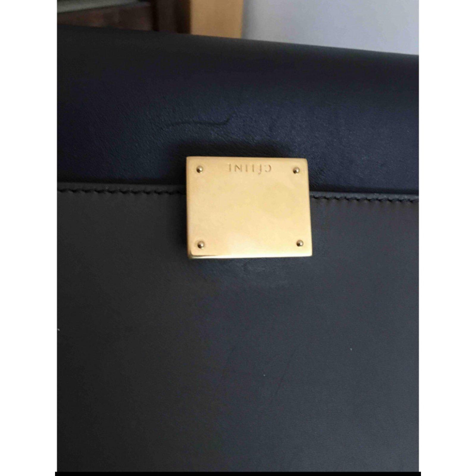94add0a5a30f ... Céline Celine trapèze Handbags Leather Multiple colors ref.40447 - Joli  Closet competitive price 67b80 ...