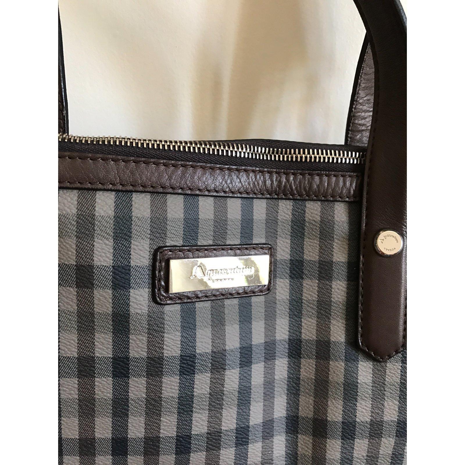Aquascutum Handbag Handbags Lambskin Multiple Colors Ref 41289 Joli Closet