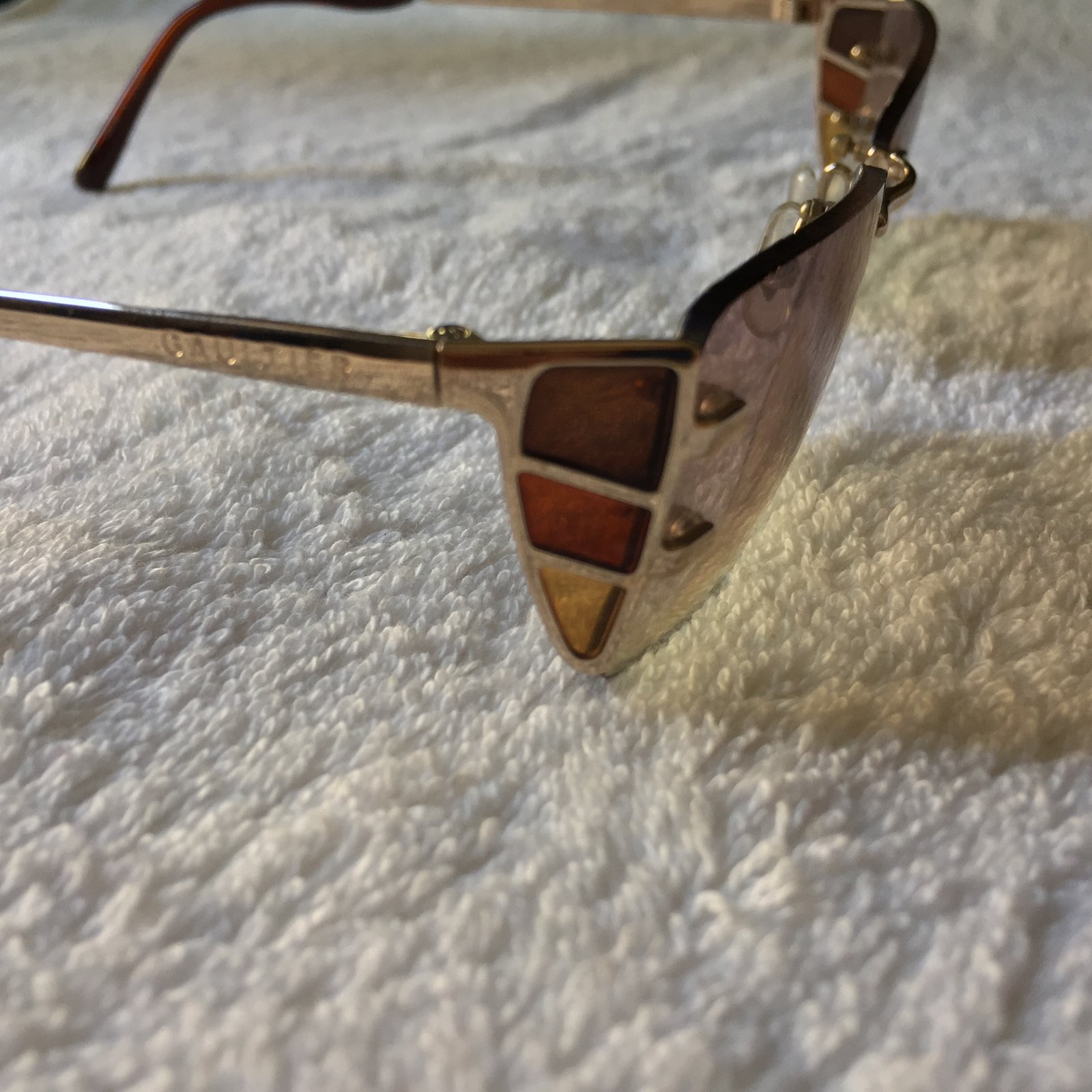 b9da74f08bb Jean Paul Gaultier Sunglasses Sunglasses Metal Multiple colors ref.44177 - Joli  Closet
