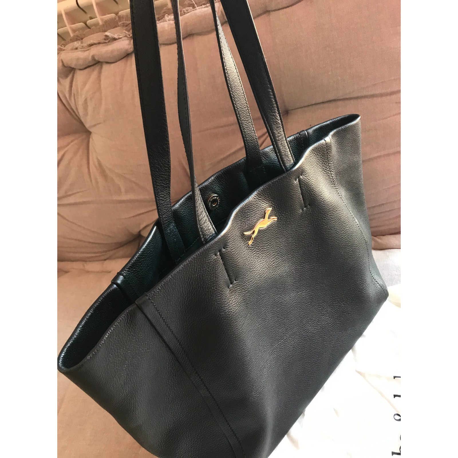 sac a main noir lola paris