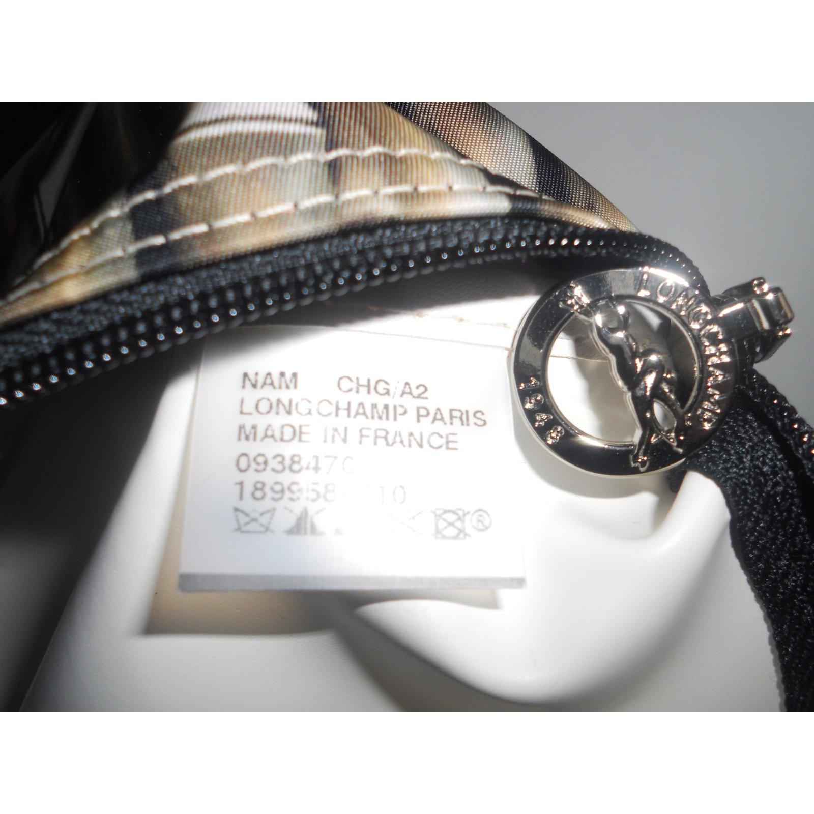 39483658925f Longchamp Handbags Handbags Leather Multiple colors ref.44851 - Joli Closet