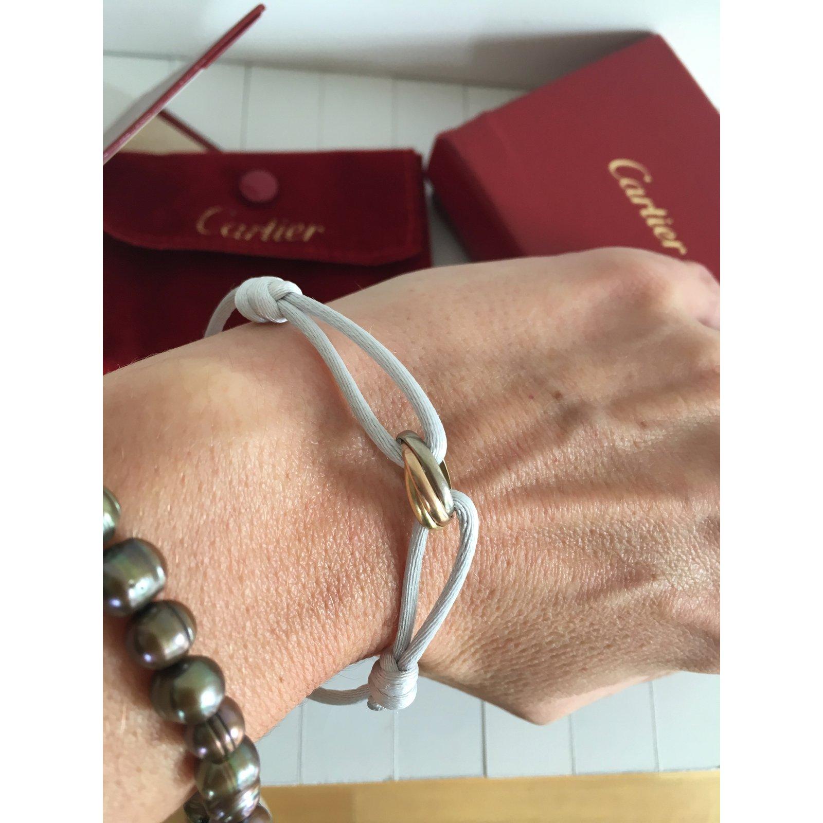 grossiste 62669 37c90 trinity Cartier Bracelet