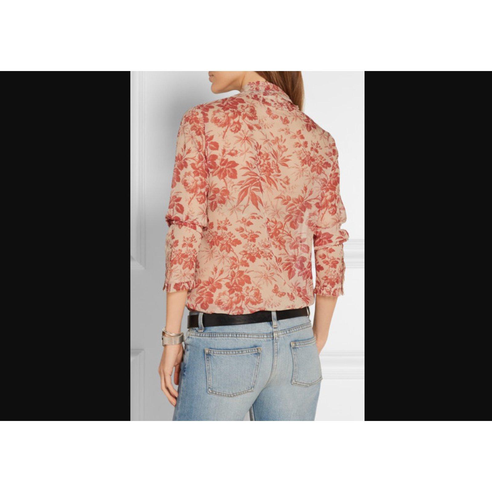 90859ecab Gucci Blouse Tops Silk Other ref.46291 - Joli Closet