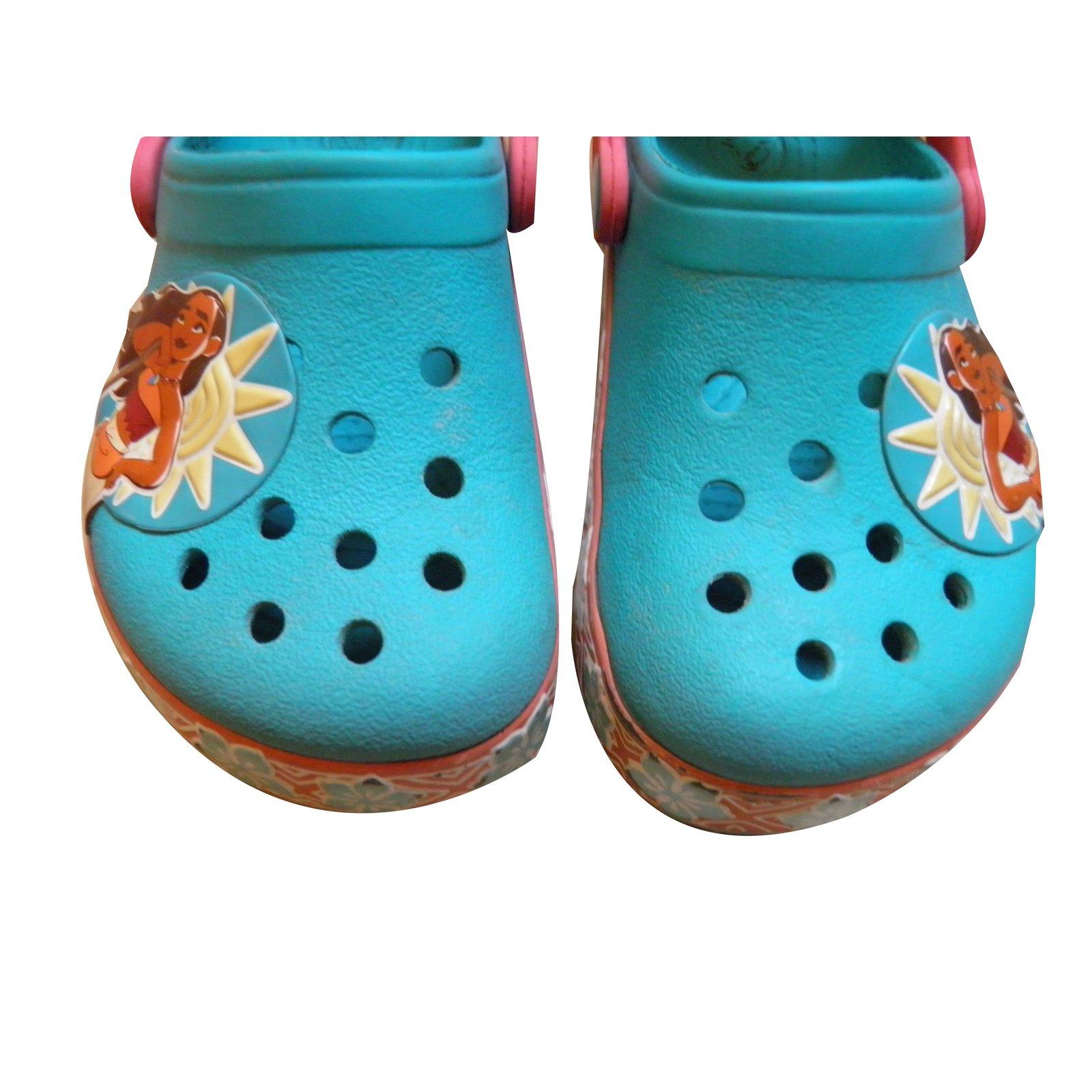 Sandales Crocs Enfant Autre Marque Caoutchouc aRaFrq
