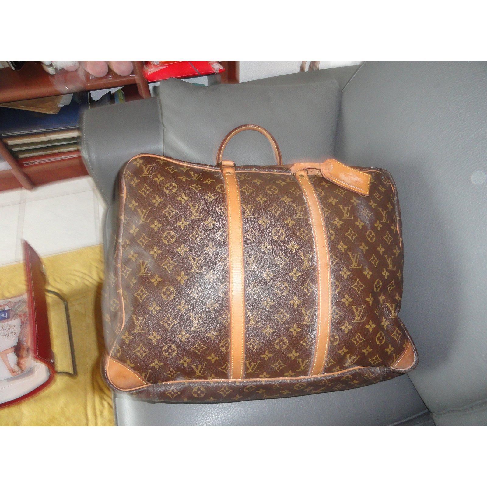 Sacs de voyage Louis Vuitton sac valise souple Synthétique Multicolore  ref.47032 - Joli Closet 7acc31c2dd7