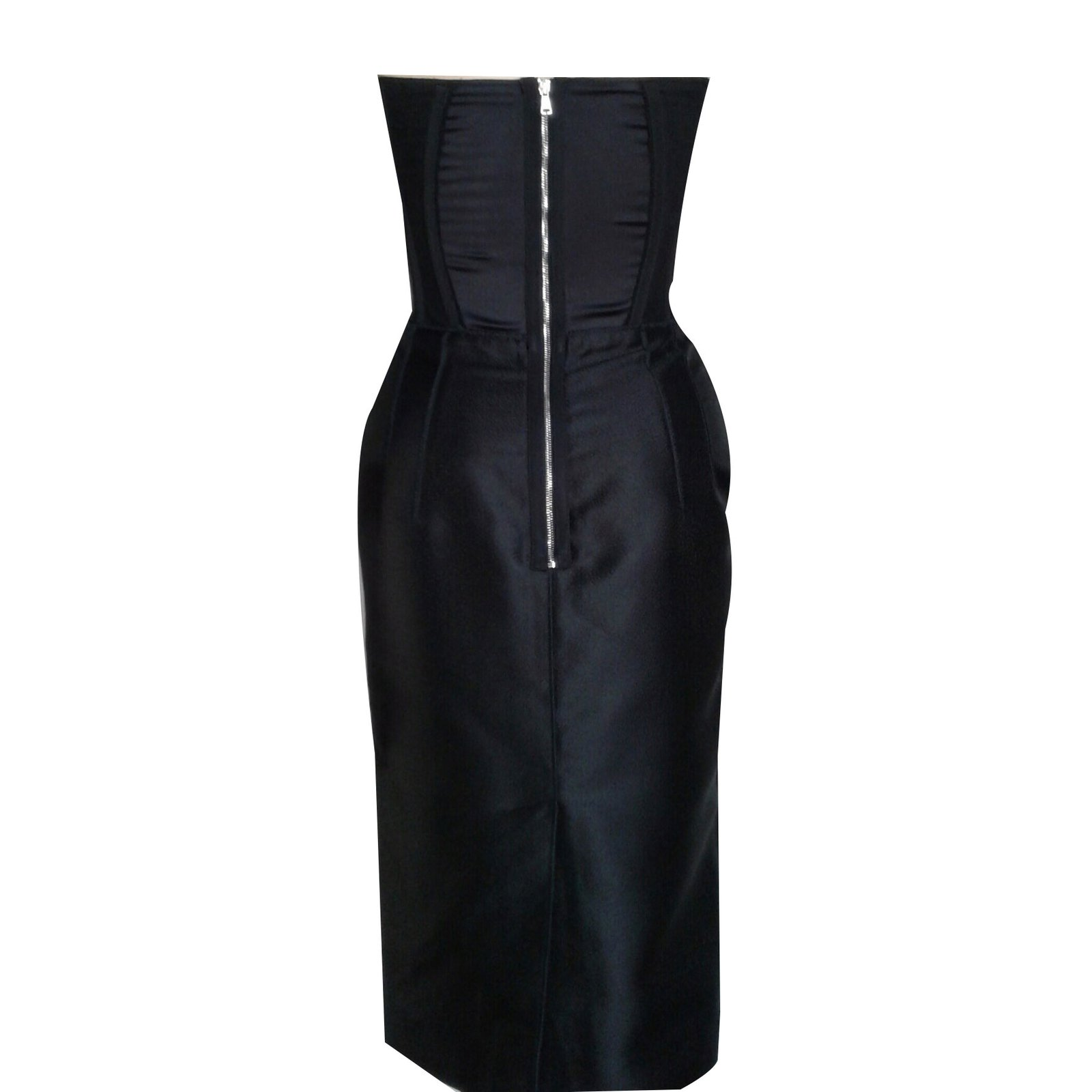 9e320a53772 Dolce   Gabbana Dresses Dresses Polyester Black ref.47649 - Joli Closet