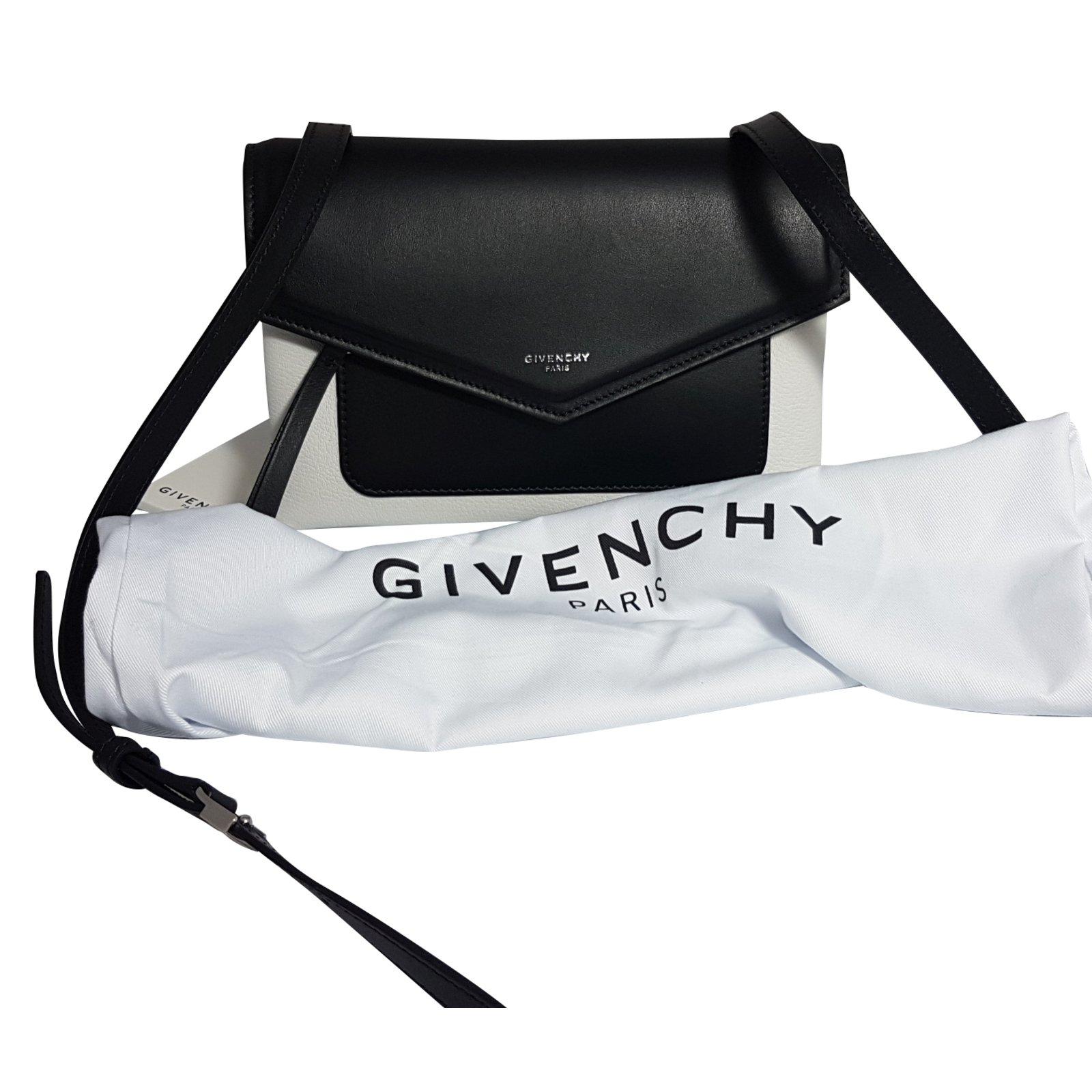 4be3ee62ba Sacs à main Givenchy Givenchy Duetto Crossbody Cuir Multicolore ref.48740 -  Joli Closet