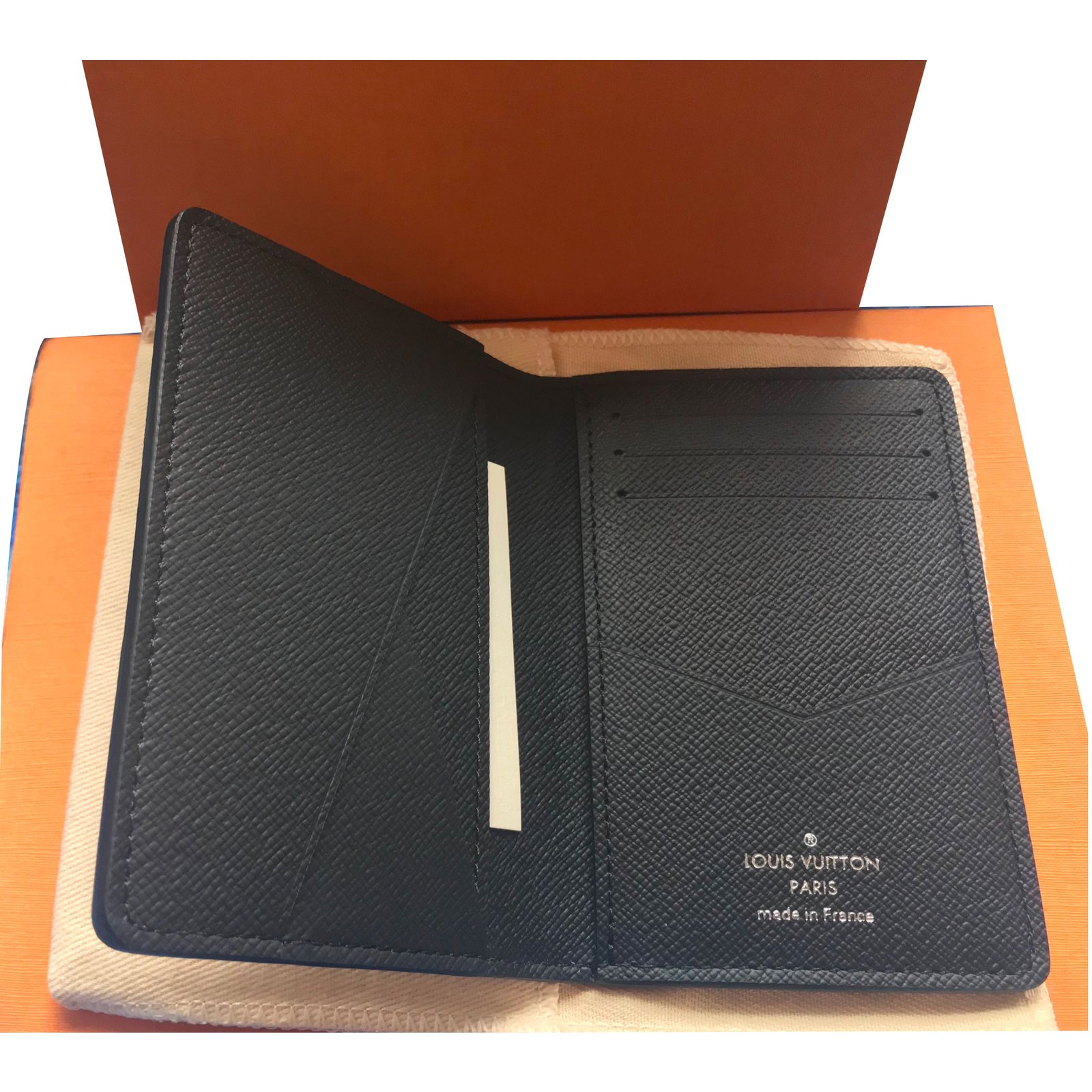 695408fb8415 Louis Vuitton Pocket Organizer Wallets Small accessories Leather ...
