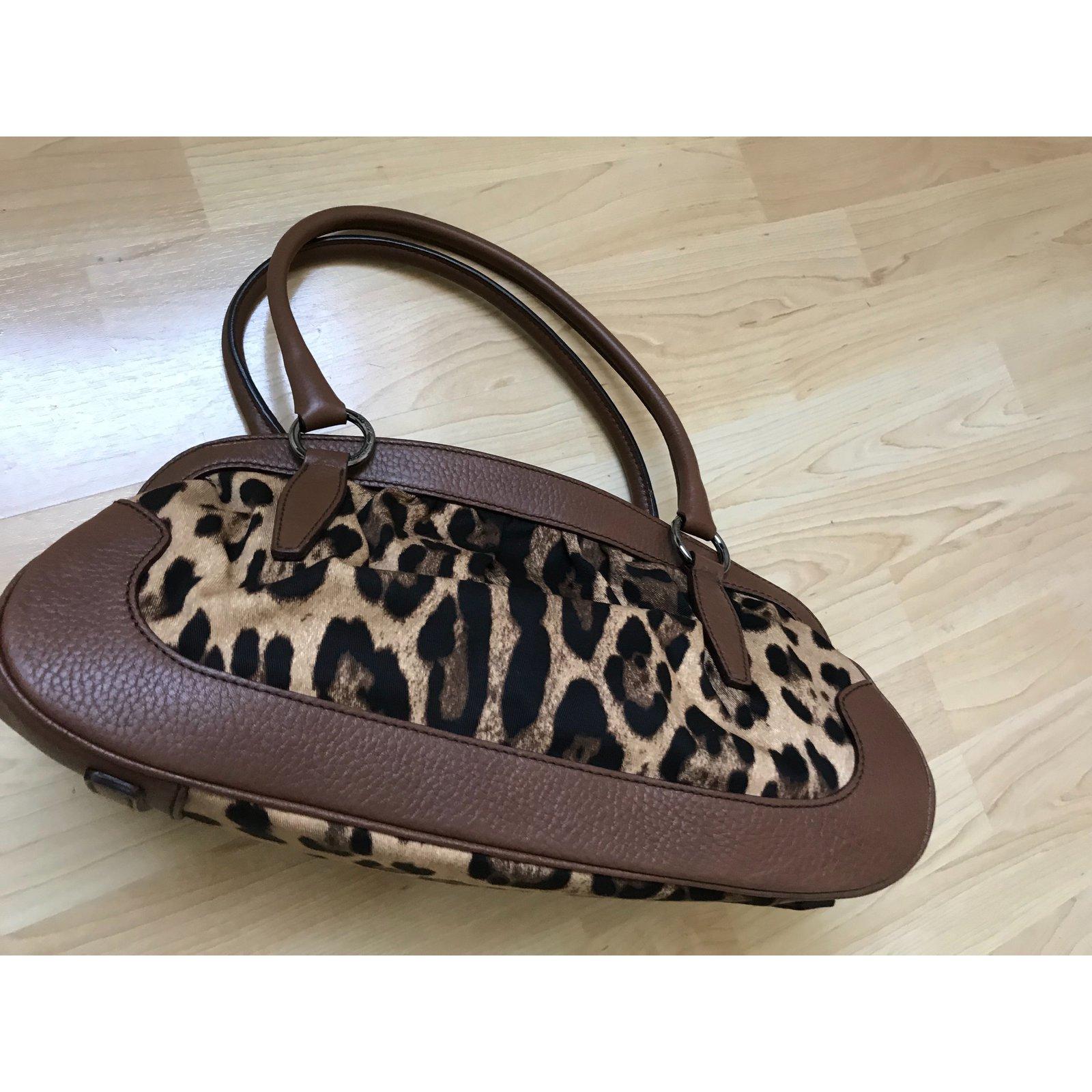 Sacs à main Dolce   Gabbana Sacs à main Autre Imprimé léopard ref.50018 - Joli  Closet 3e35a04937d58