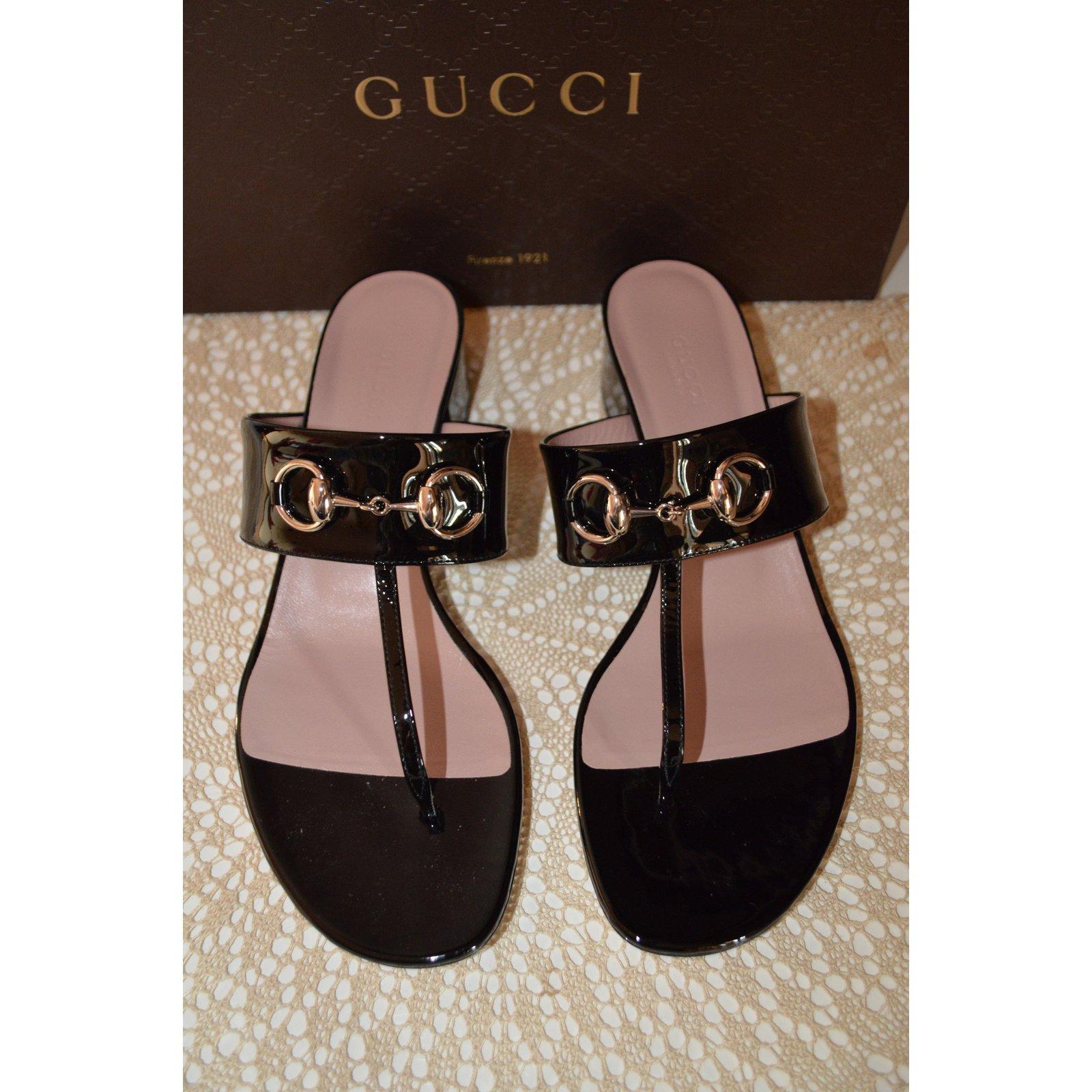 eb8c06379 Gucci GUCCI FLIP FLOP 4HEEL SIZE 38