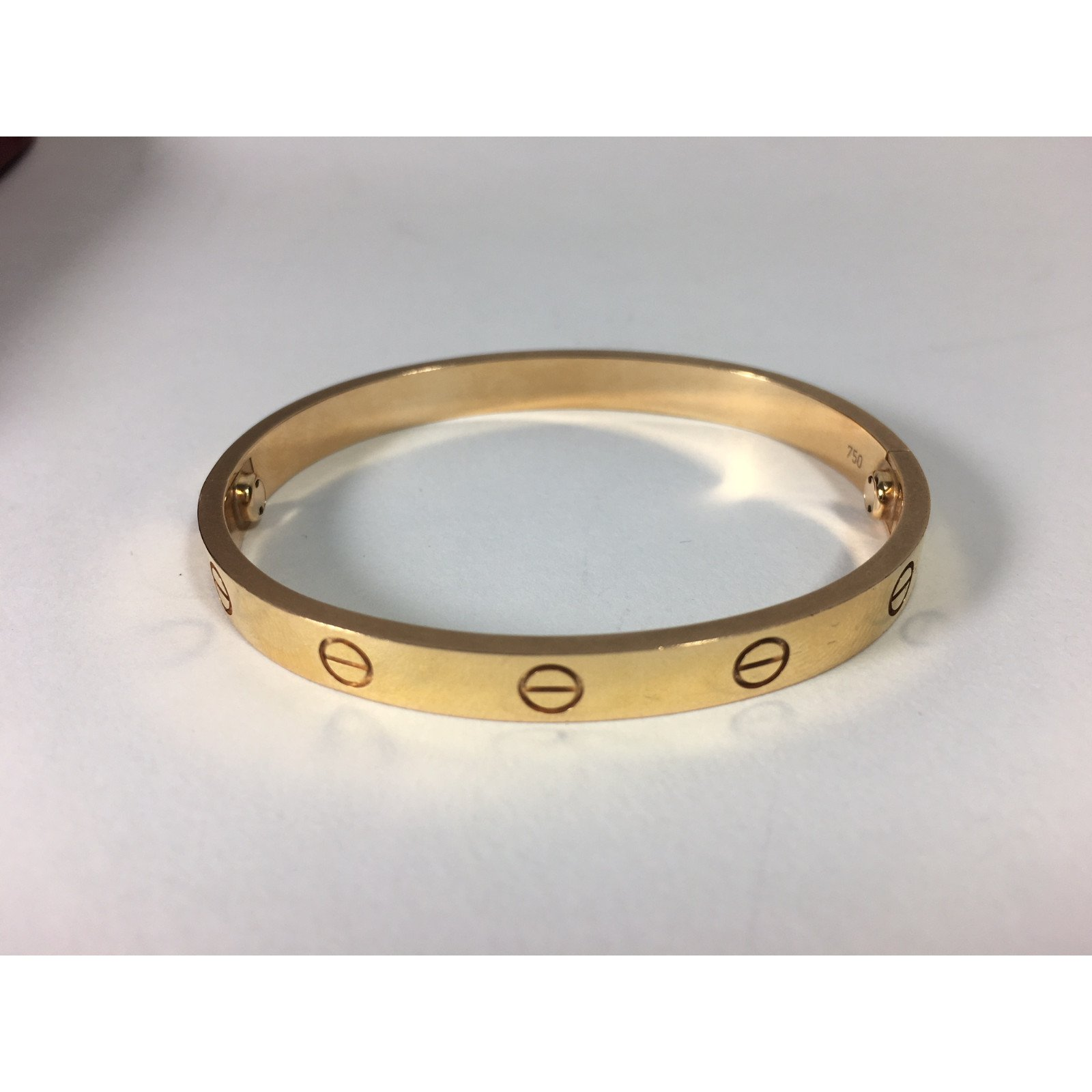 vis bracelet cartier