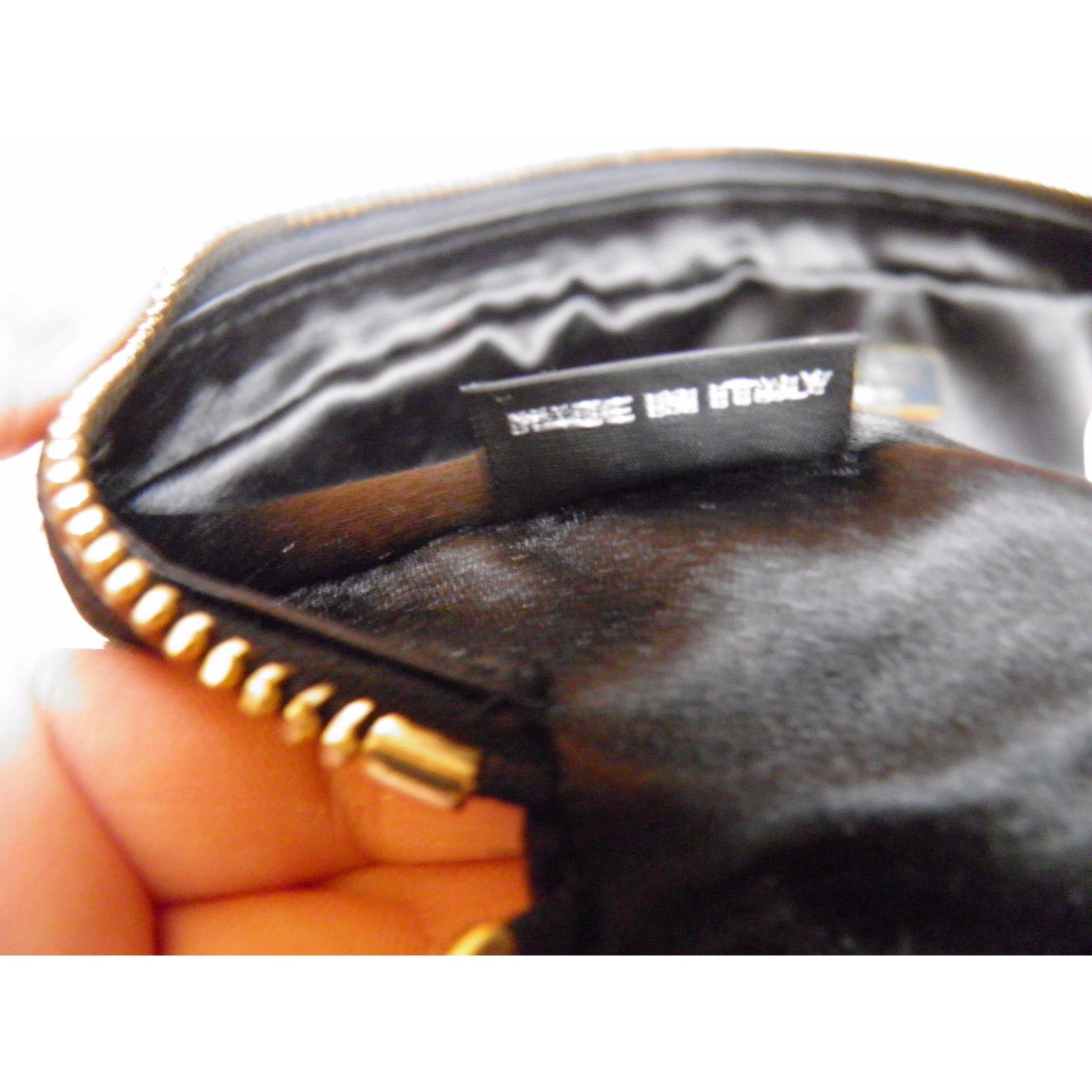 ad2314da6af9 Prada Clutch bags Clutch bags Satin Black ref.54112 - Joli Closet