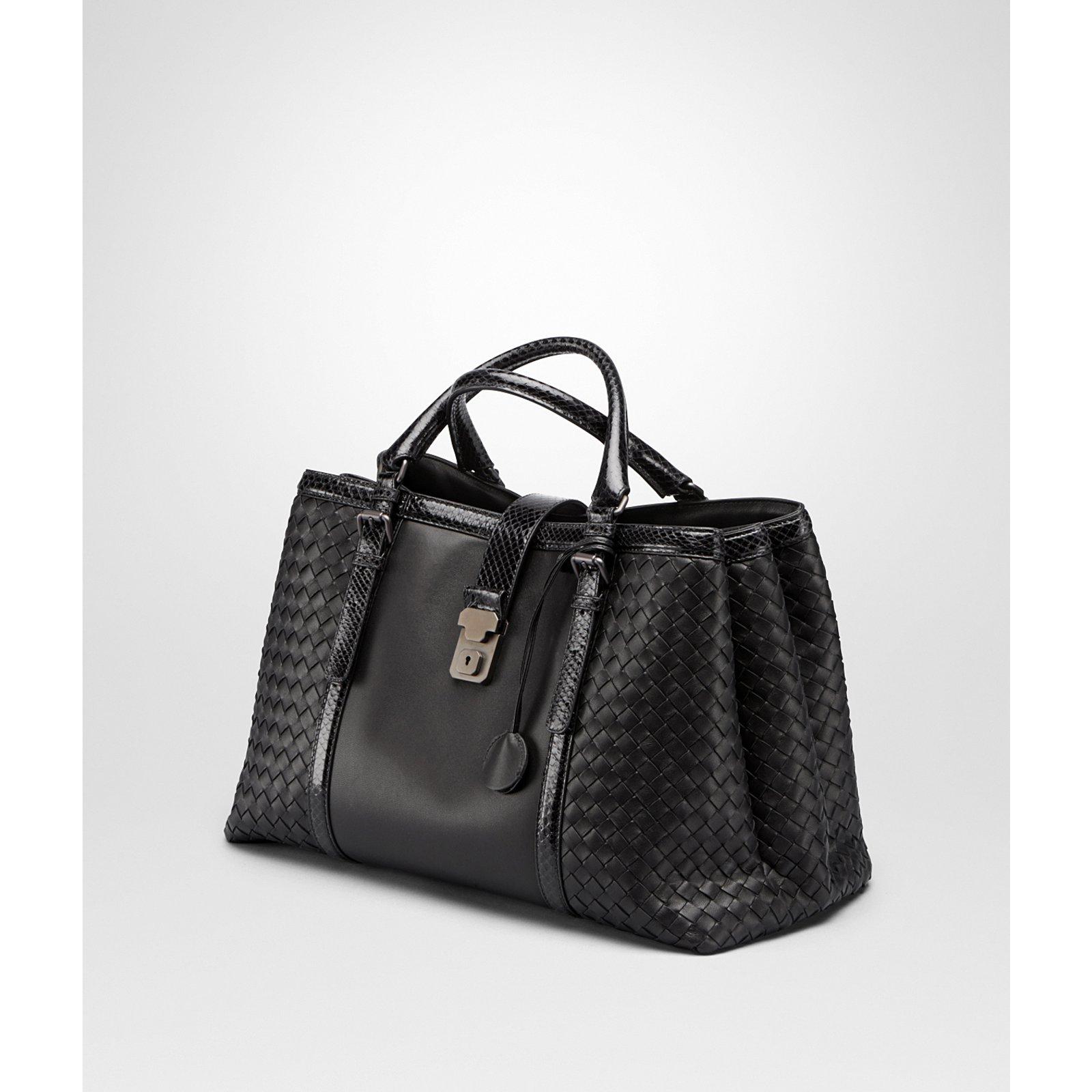 Facebook · Pin This. Bottega Veneta AYERS SNAKE AND NAPPA Handbags Leather  ... 25101b57f548e