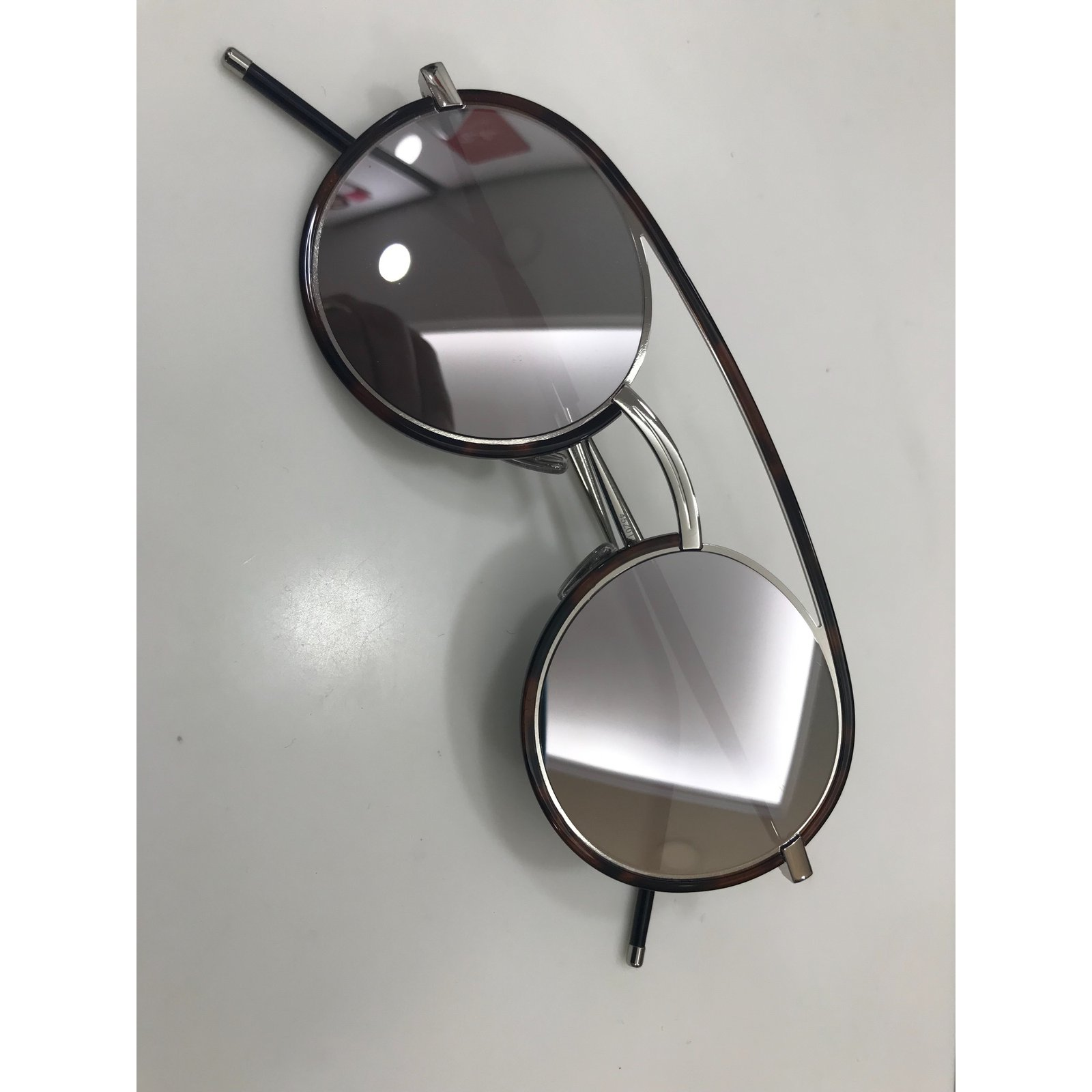 325db117ff Christian Dior Dior Synthesis 01 Sunglasses Metal Brown ref.55186 - Joli  Closet