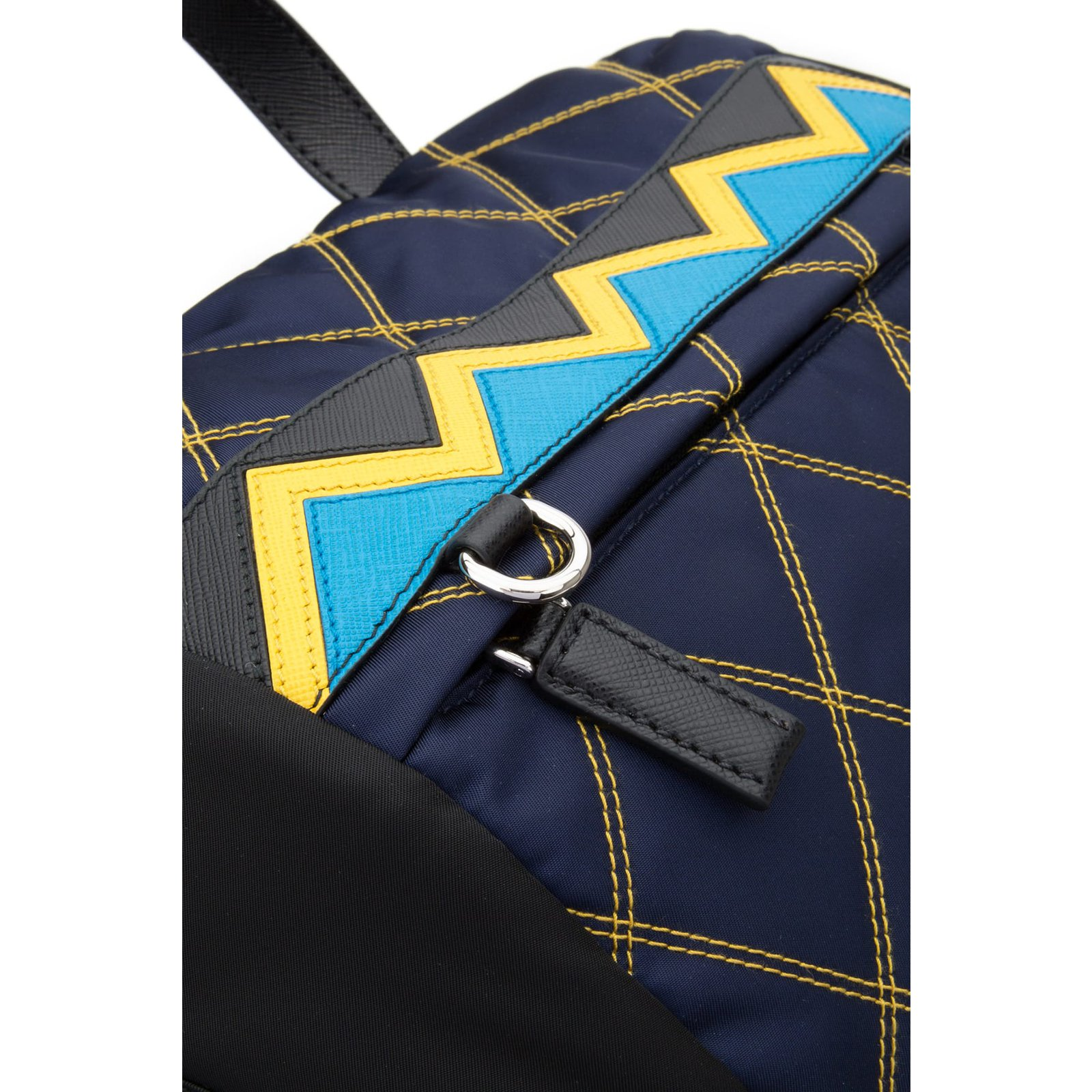 ac3042b6afb Prada Prada backpack new Bags Briefcases nylon Blue ref.56068 - Joli Closet