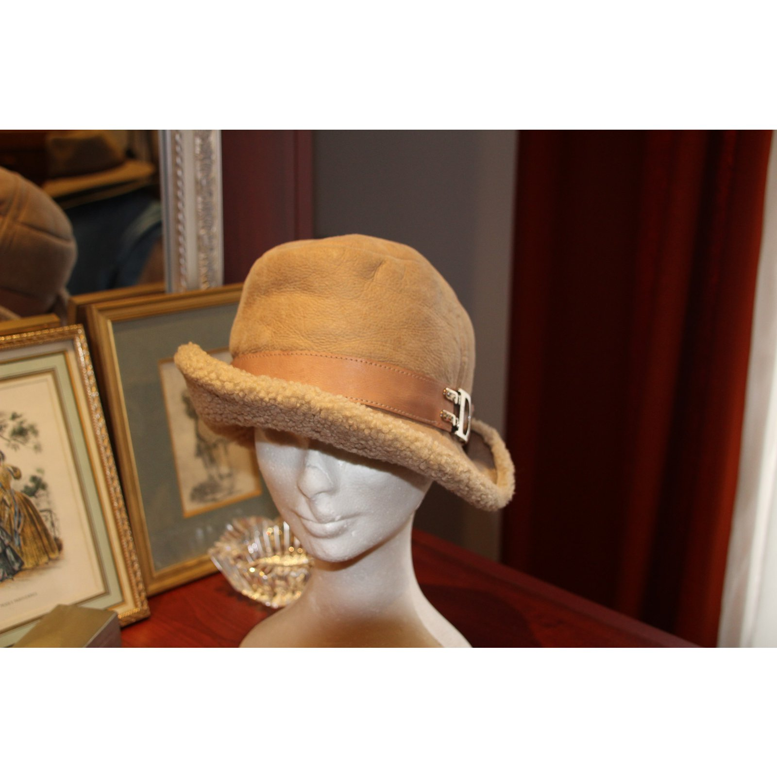 2987f6c6ca Christian Dior Hat Sunglasses