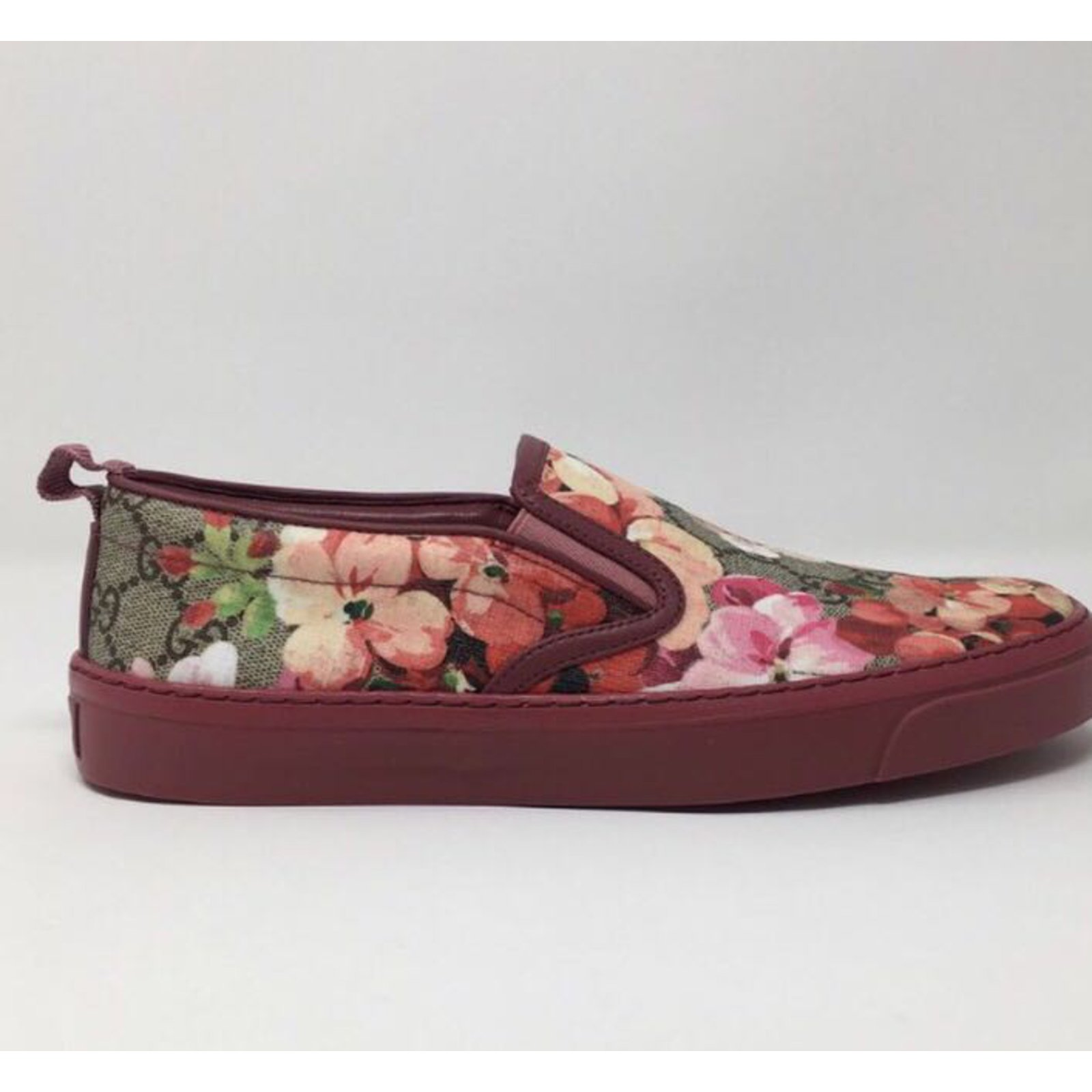10ecc85c7e8 Gucci Gucci slip on blooms Lace ups Other Other ref.60614 - Joli Closet