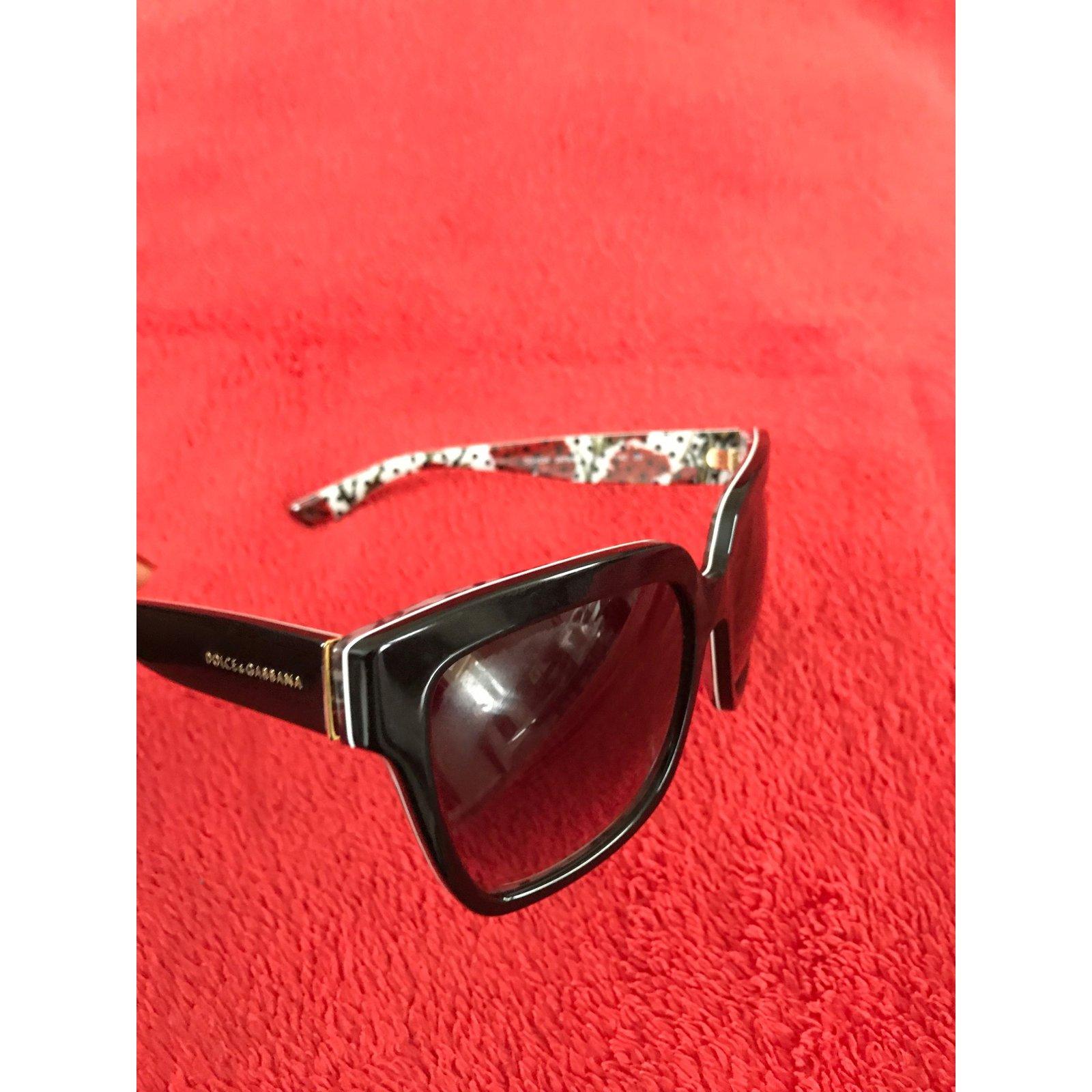 aaf004985f8d Dolce & Gabbana Dolce & Gabbana Limited Edition DG4234 Sunglasses  Sunglasses Plastic Black,Multiple colors ref.61449 - Joli Closet