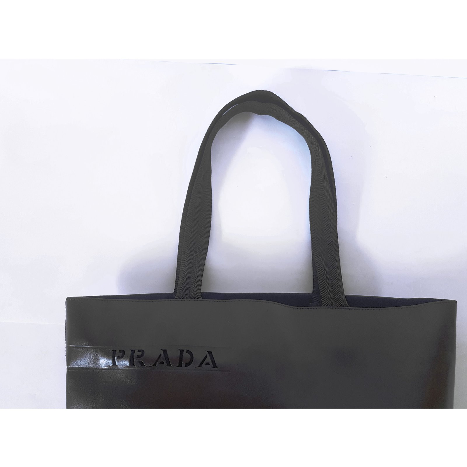 1080fe8c63f78e ... real prada handbags handbags leather olive green ref.62183 joli closet  58c7b d8fb3