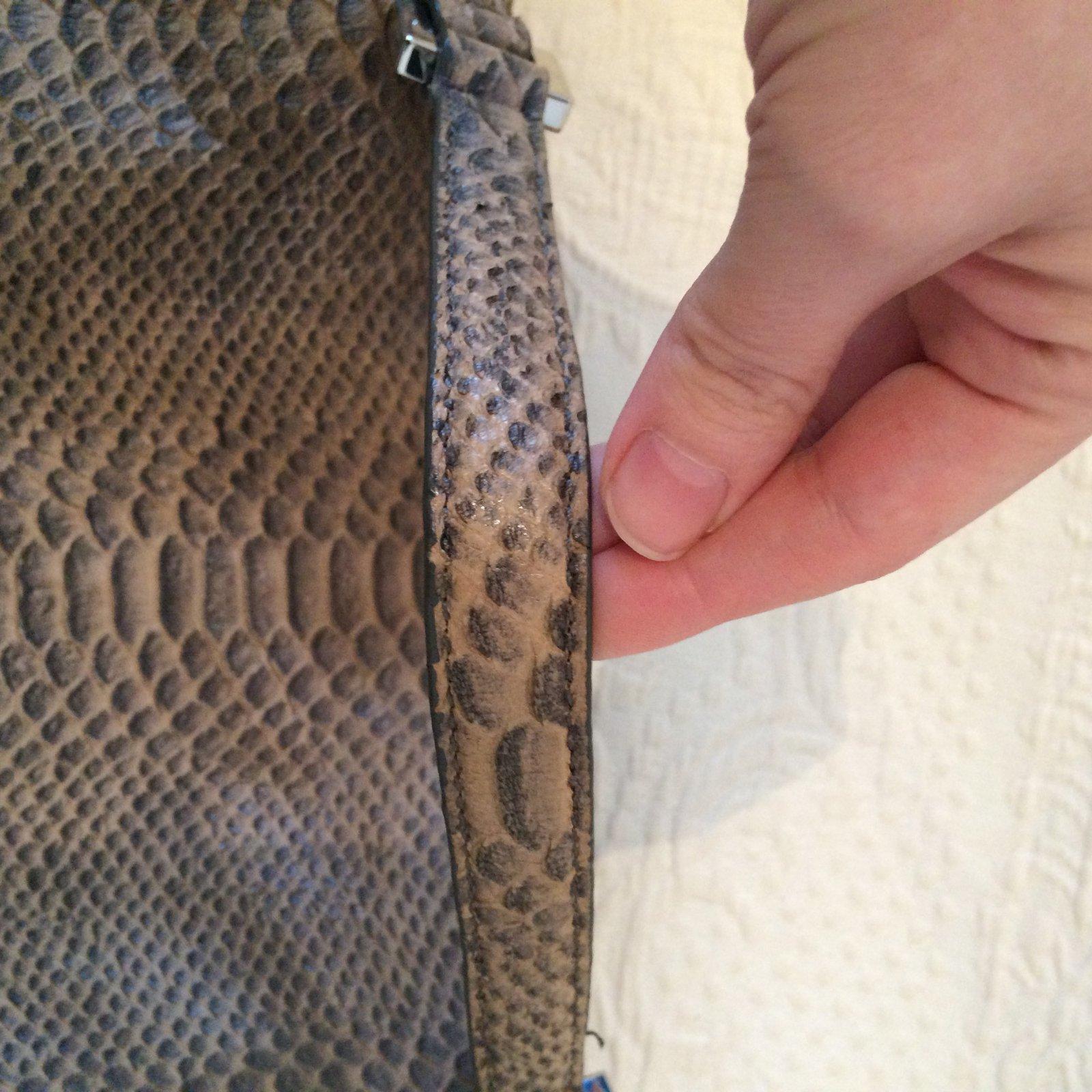 Facebook · Pin This. Juicy Couture Handbags Handbags Leather Dark grey ref. 63963 540053a73dd0c