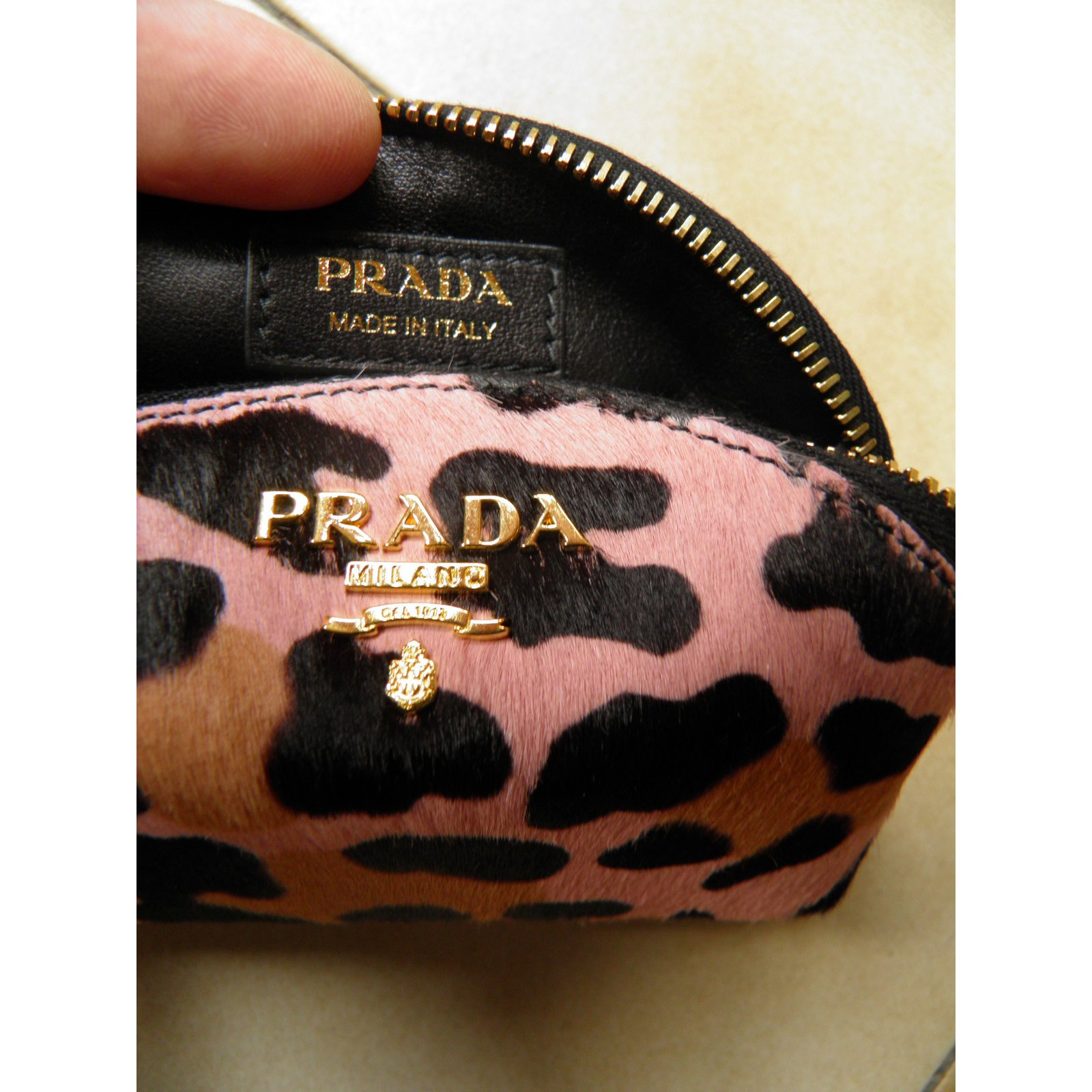 5f12010fd21f ... bag photo 1 16de2 9e630; where can i buy prada purses wallets cases  purses wallets cases pony style calfskin leopard print