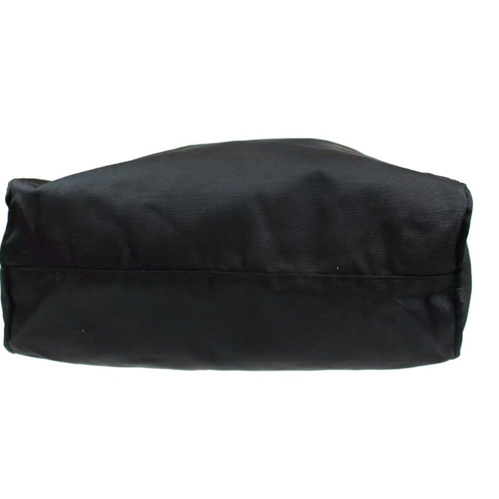 729c201348ae Facebook · Pin This. Fendi fendi logo large black tote bag Totes Nylon  Black ref.65224