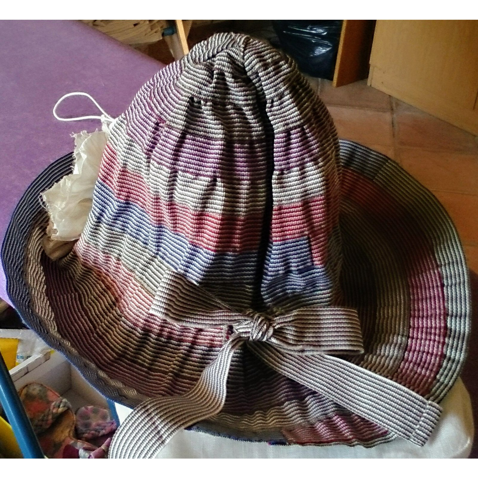 106e3eef07a Grevi Firenze Hats Hats Polyester Multiple colors ref.66890 - Joli ...
