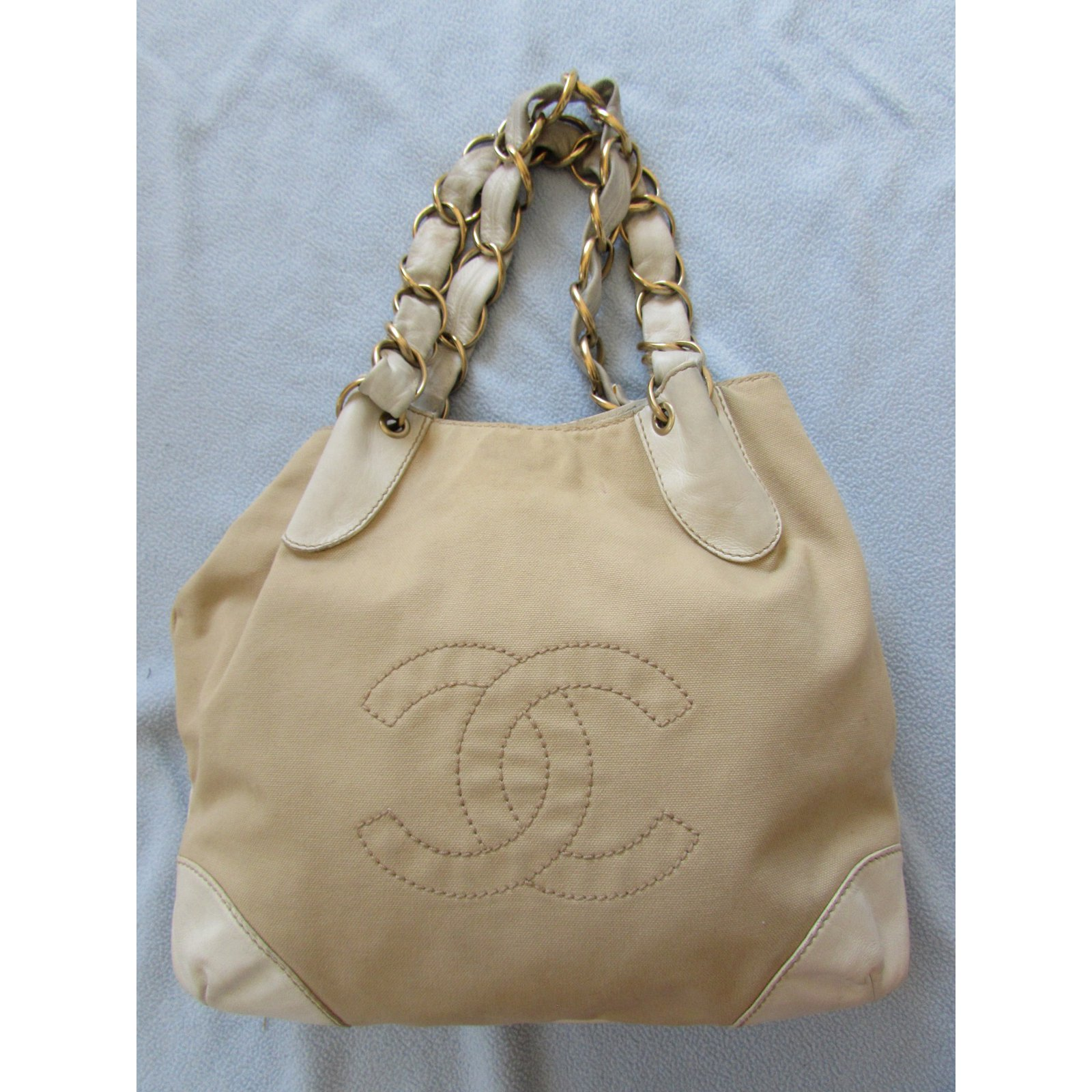 4ea23ac2be62 Sacs à main Chanel Sacs à main Cuir