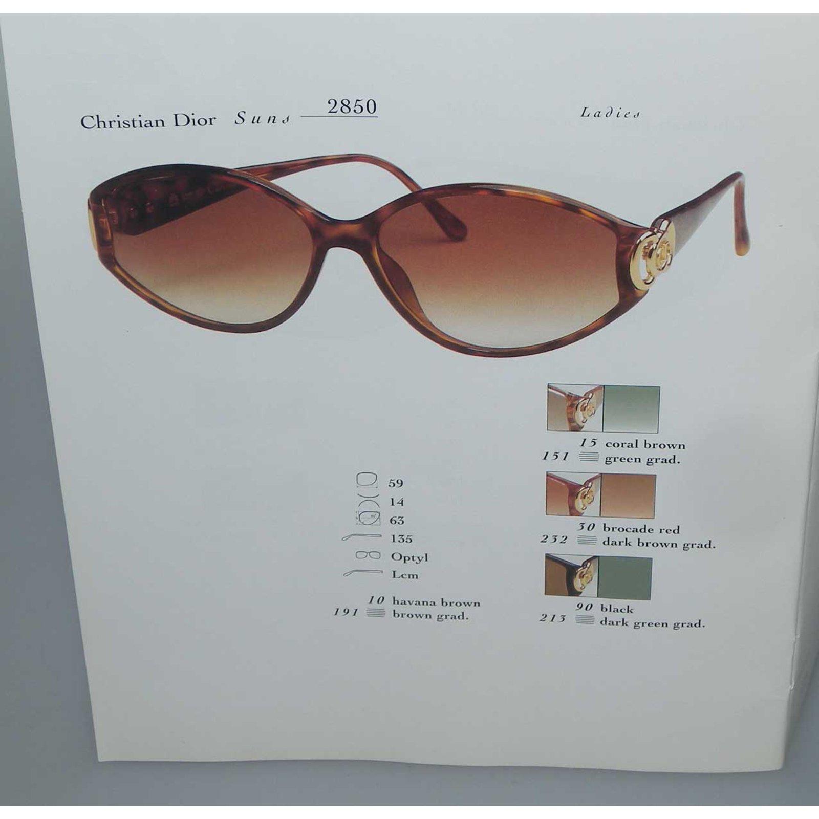 84f176c39b5 Christian Dior Sunglasses Sunglasses Metal