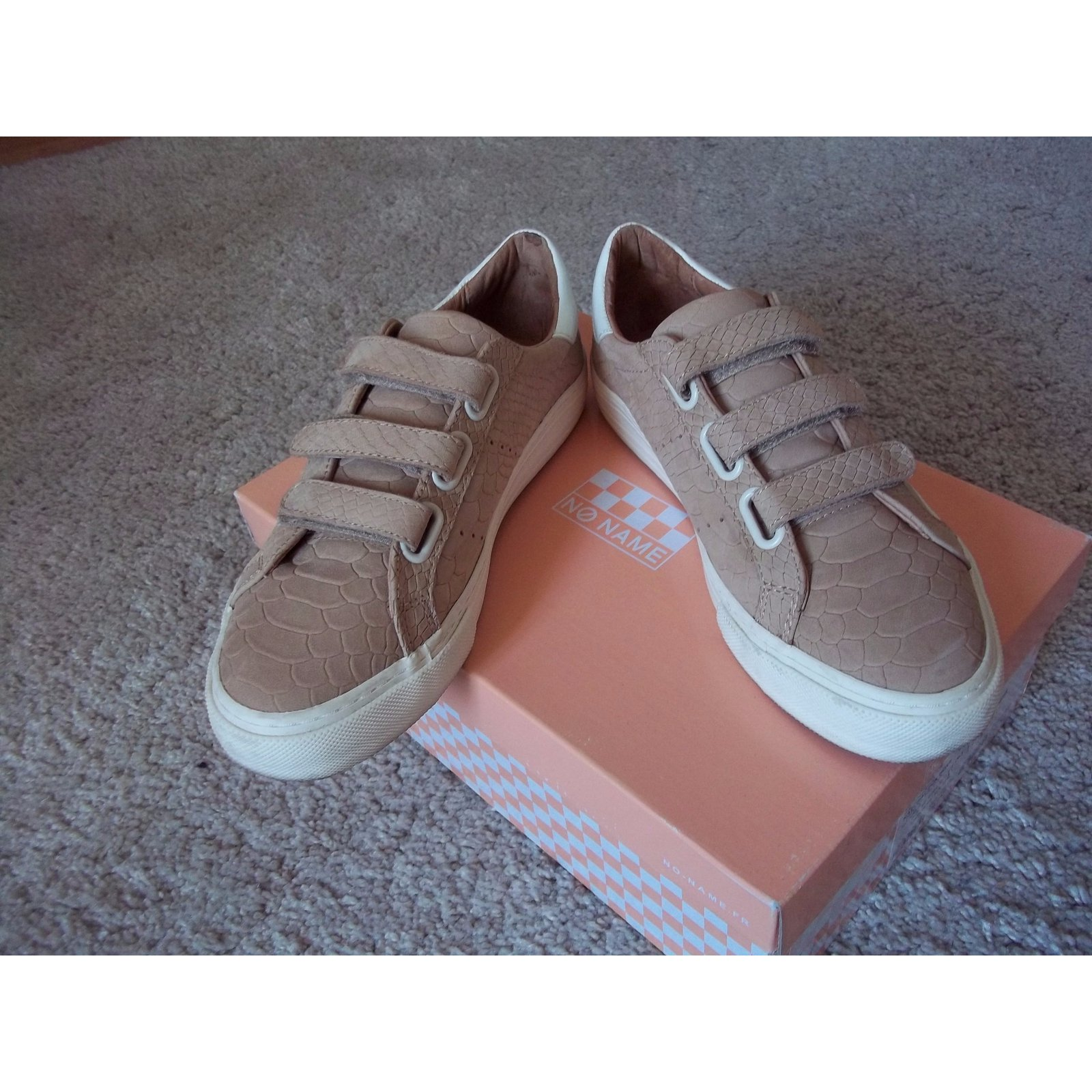 No Name Arcade Velcro Sneakers Sneakers