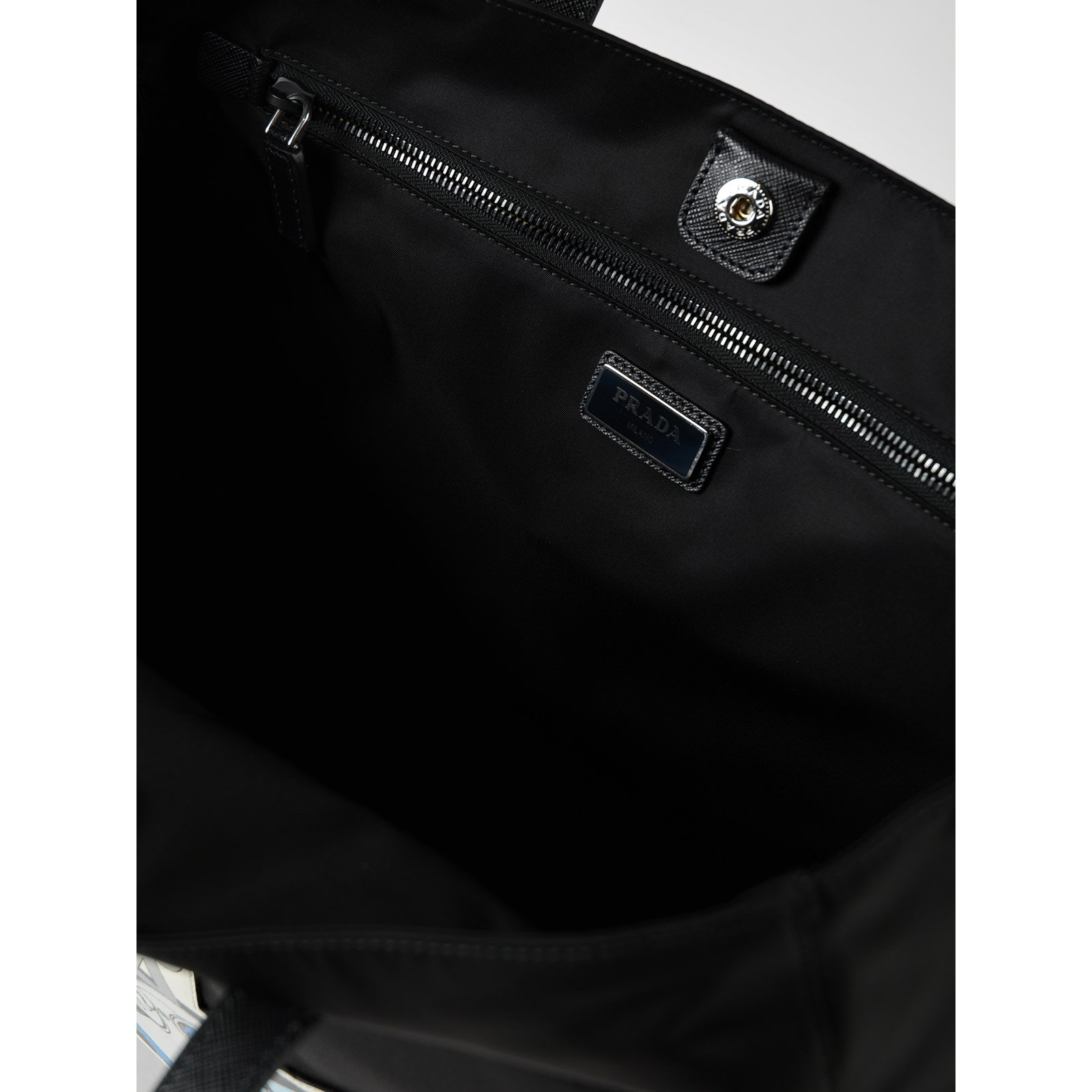 ... Prada Handbags Handbags nylon Black ref.71518 - Joli Closet the latest  98cef 47a19 ... 1199d94b5f