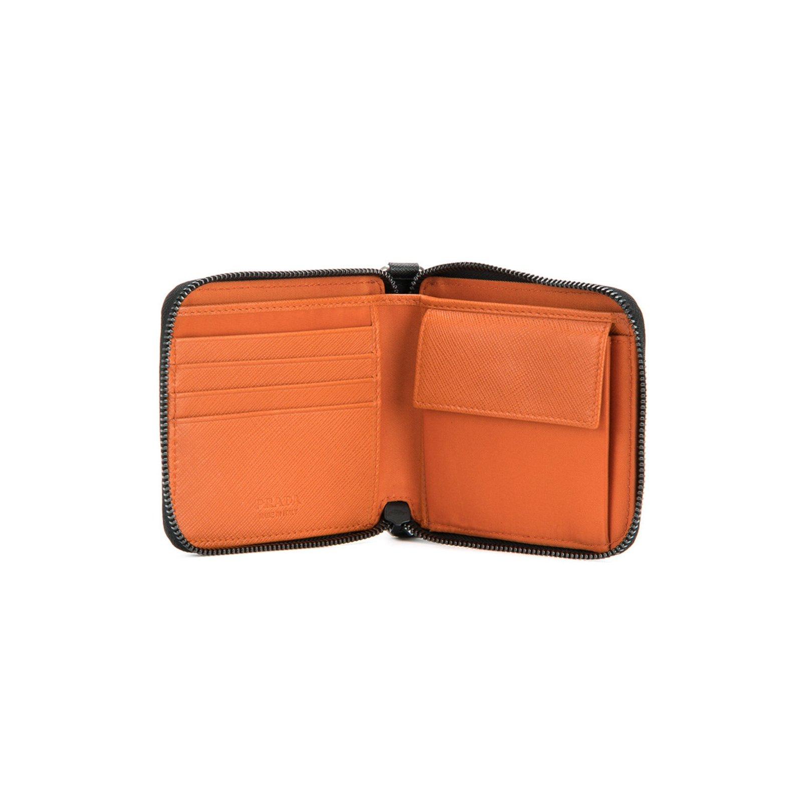 42507922c40c Prada wallet Wallets Small accessories Other Black ref.72657 - Joli Closet