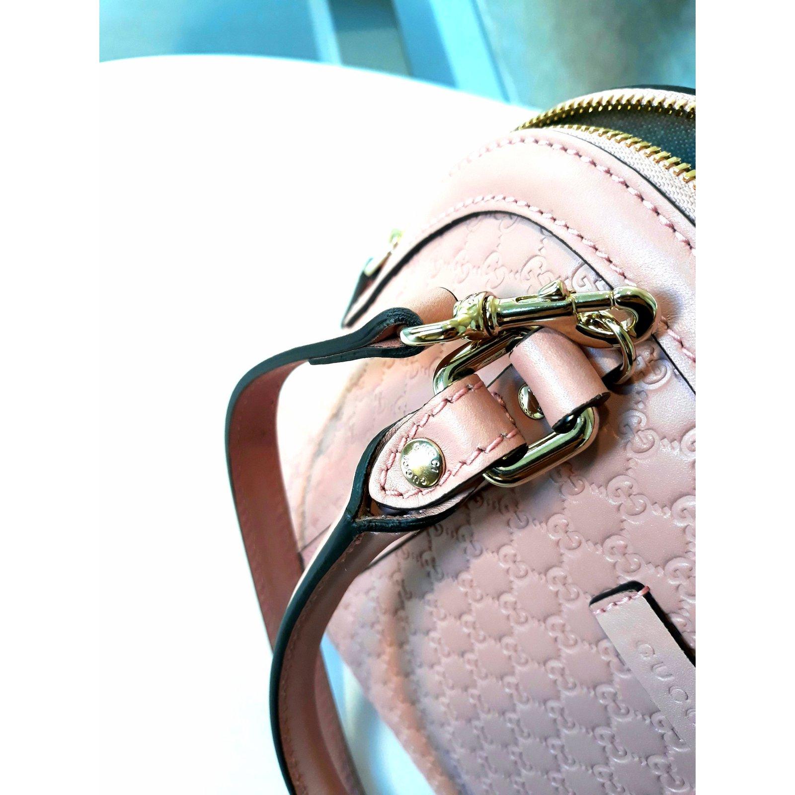 f422c8124a5a Sacs à main Gucci Sacs à main Cuir Rose ref.73616 - Joli Closet