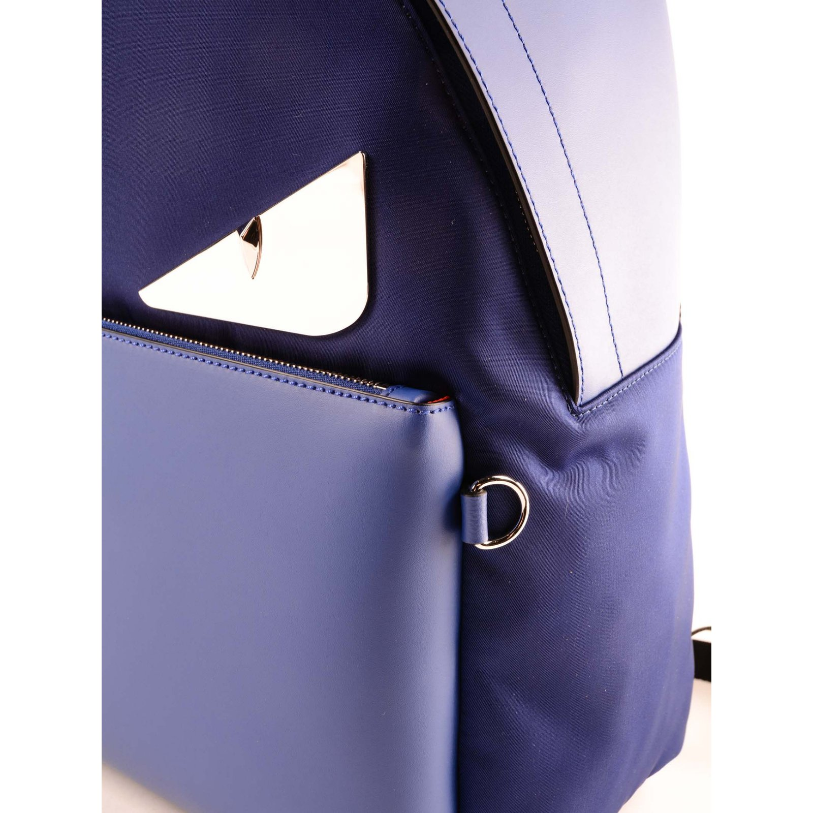 523234c7384 Sacs Fendi Sac à dos Autre Bleu ref.74052 - Joli Closet
