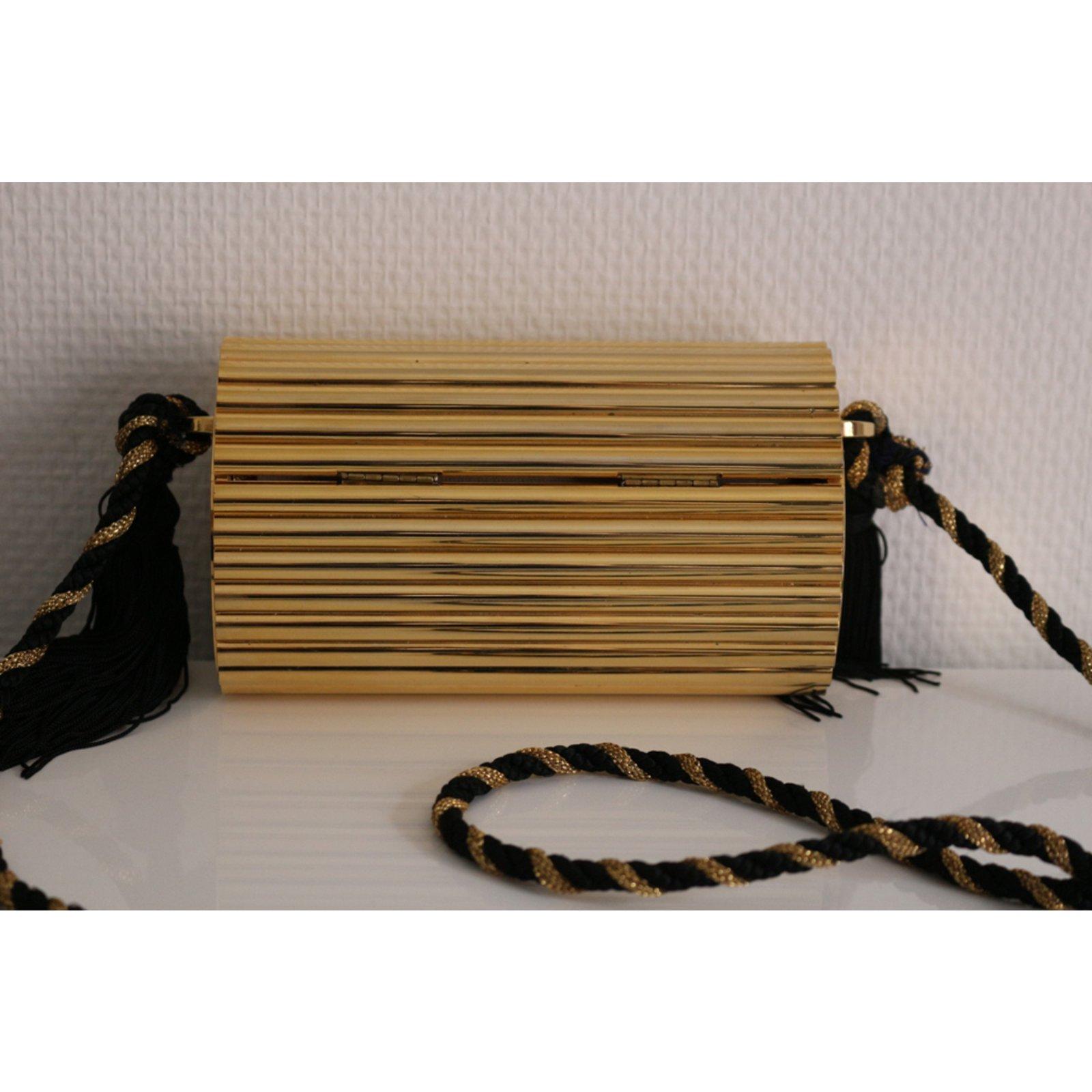 2df2a911d436d Facebook · Pin This. Yves Saint Laurent Bag Handbags Plastic Golden ref. 74739