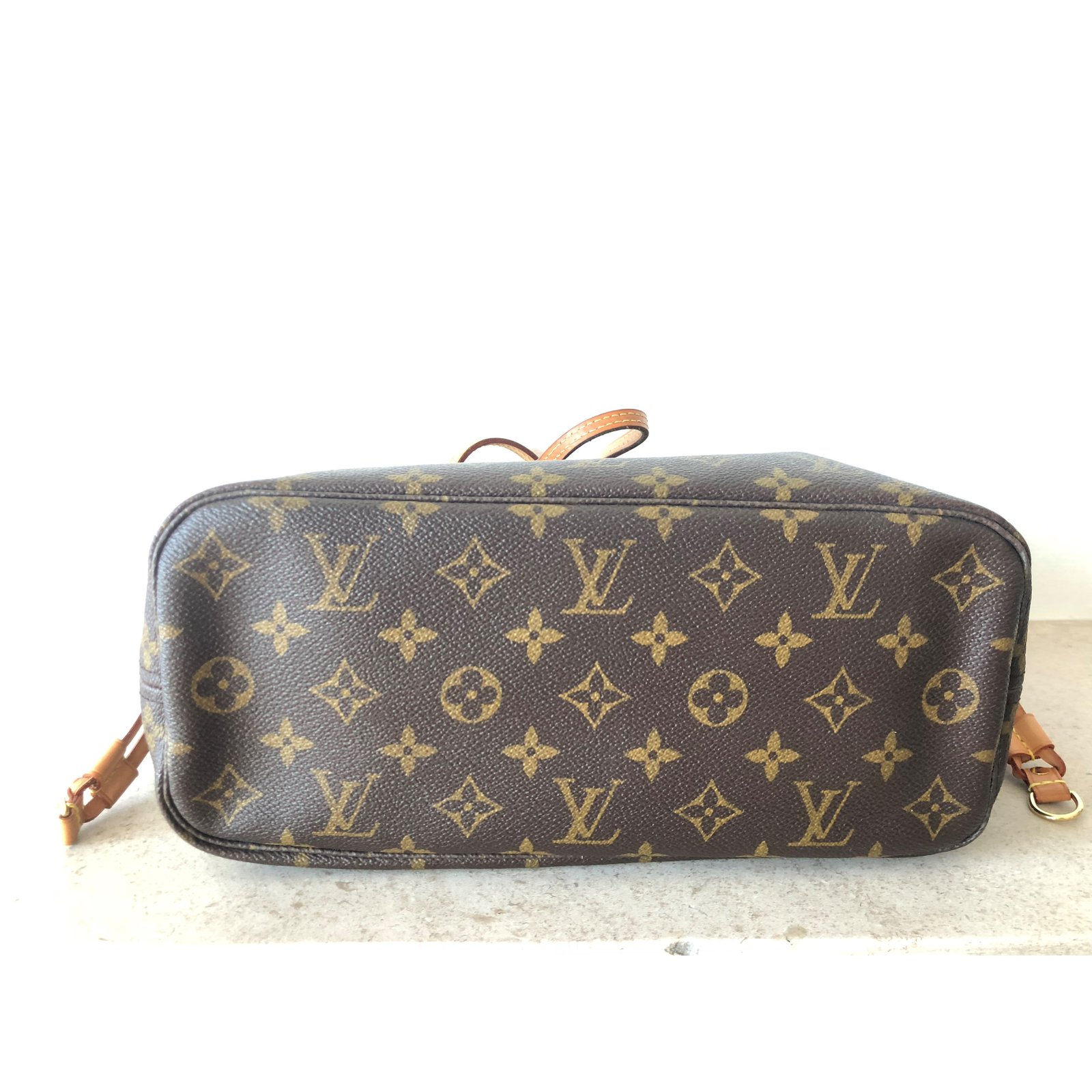 Sacs à main Louis Vuitton Neverfull PM Monogram Toile Multicolore ref.76018  - Joli Closet e8a330ac201