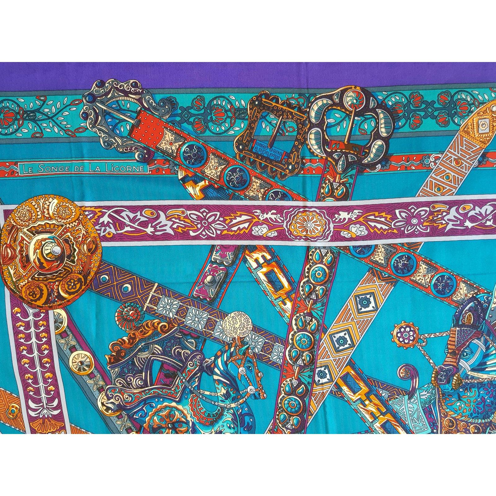 a59b671b998d Foulards Hermès Etole Cachemire Autre ref.77283 - Joli Closet