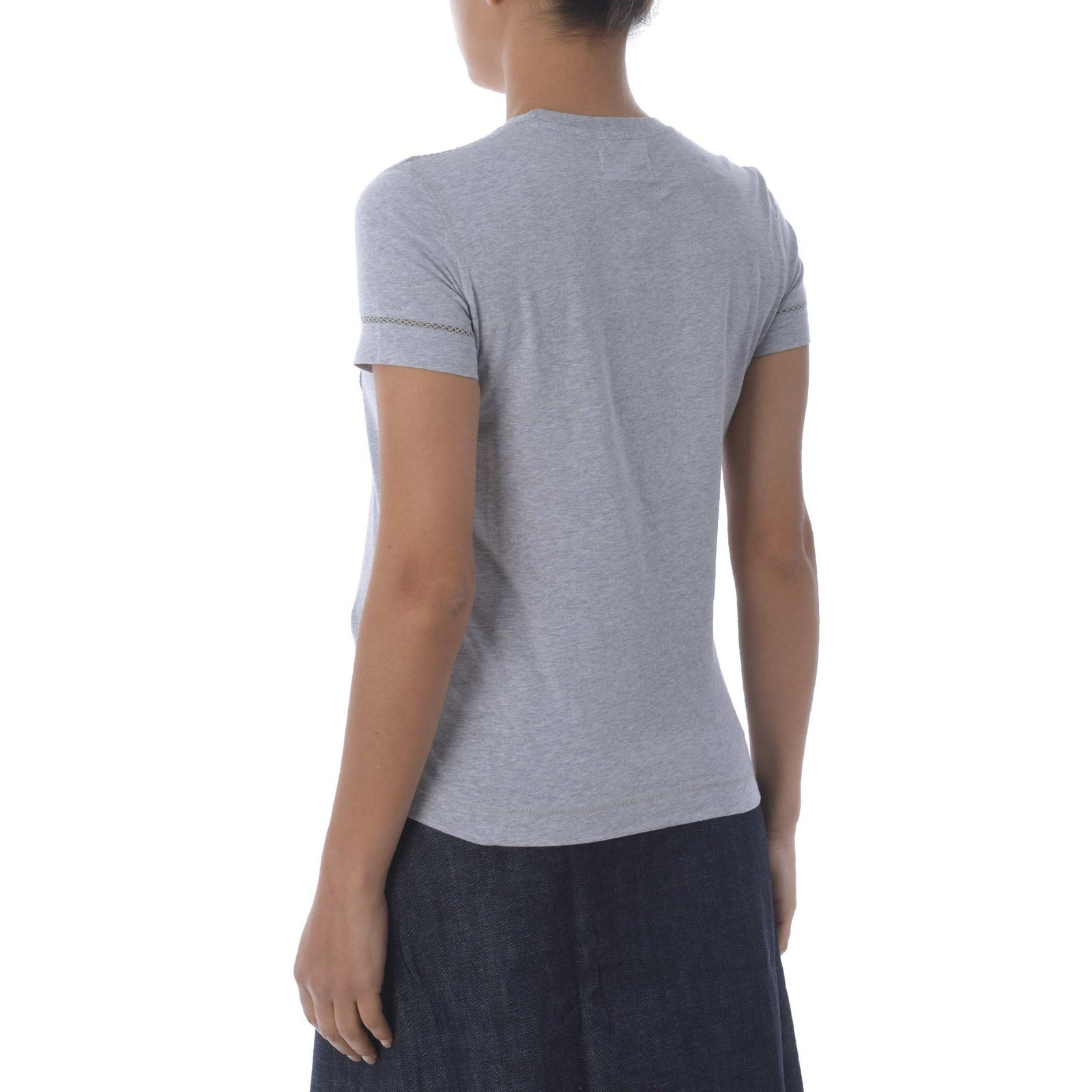 ae7f9d7c4c1 Kenzo t shirt memento Tops Cotton Grey ref.83557 - Joli Closet