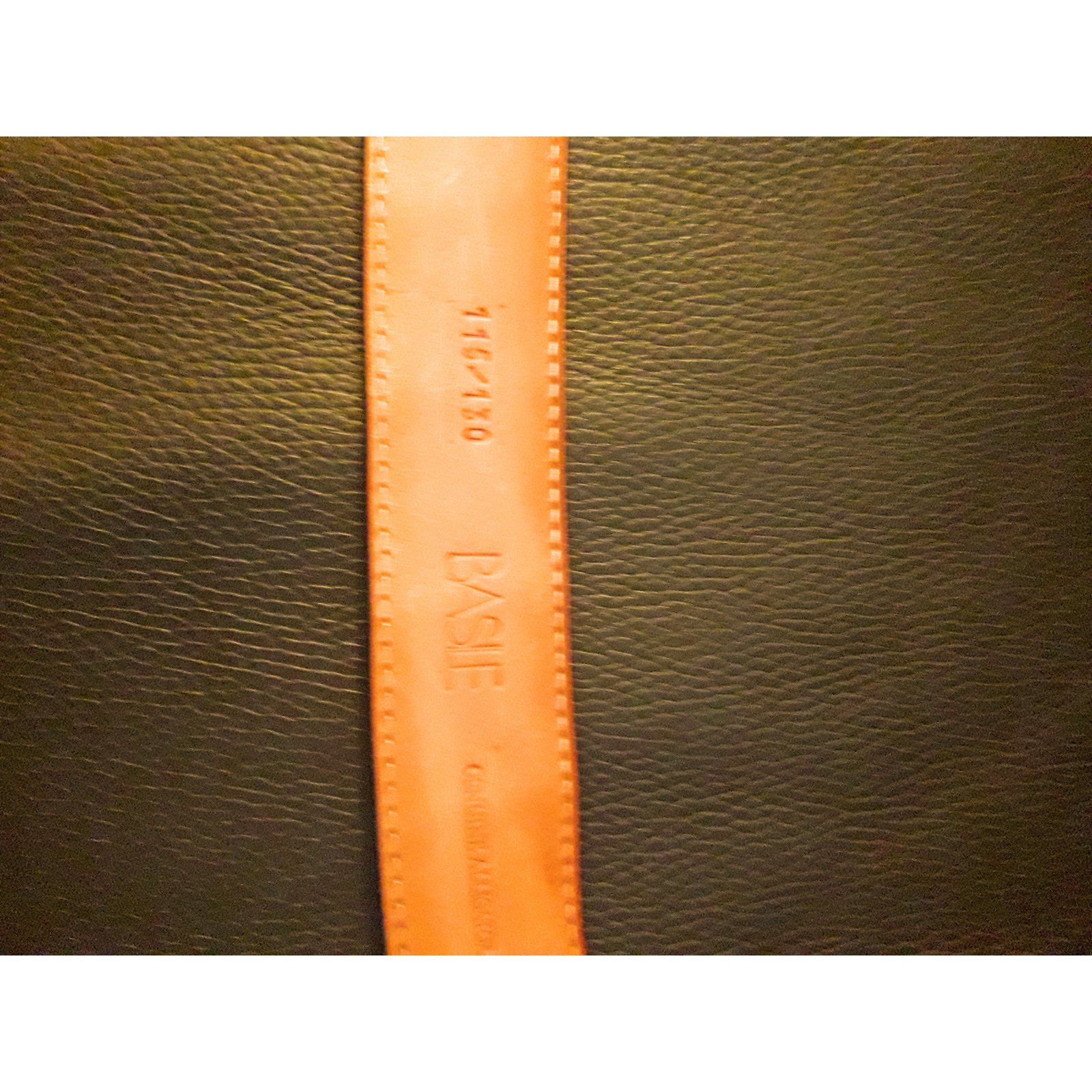 Ceintures homme Basile Ceintures Cuirs exotiques Violet ref.83845 - Joli  Closet 472401f6843