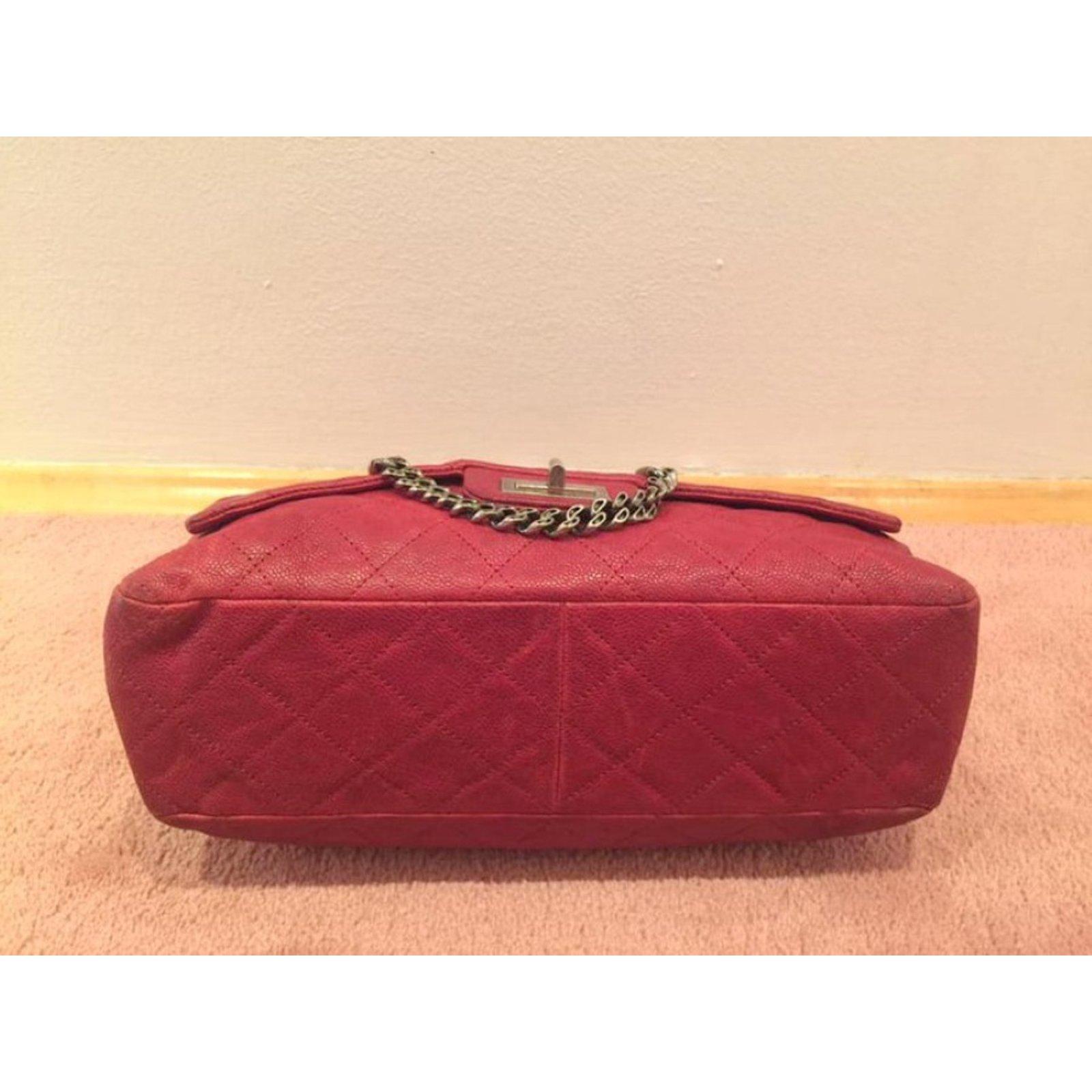 c03fa800cff5 Chanel 2.55 Bag Handbags Leather Other ref.84298 - Joli Closet