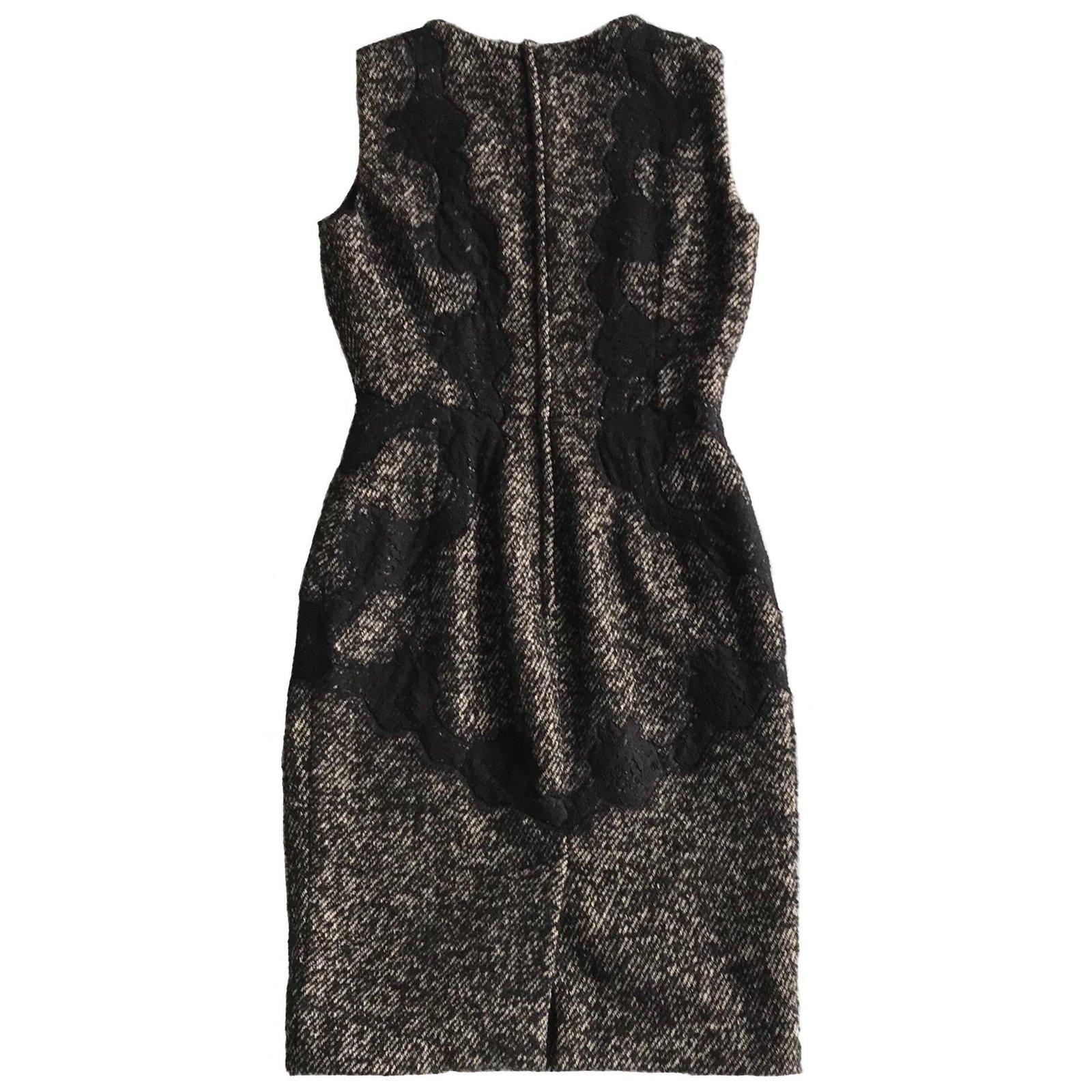 d2d48ffdde2 Dolce   Gabbana Knitwear Knitwear Wool Black ref.85582 - Joli Closet