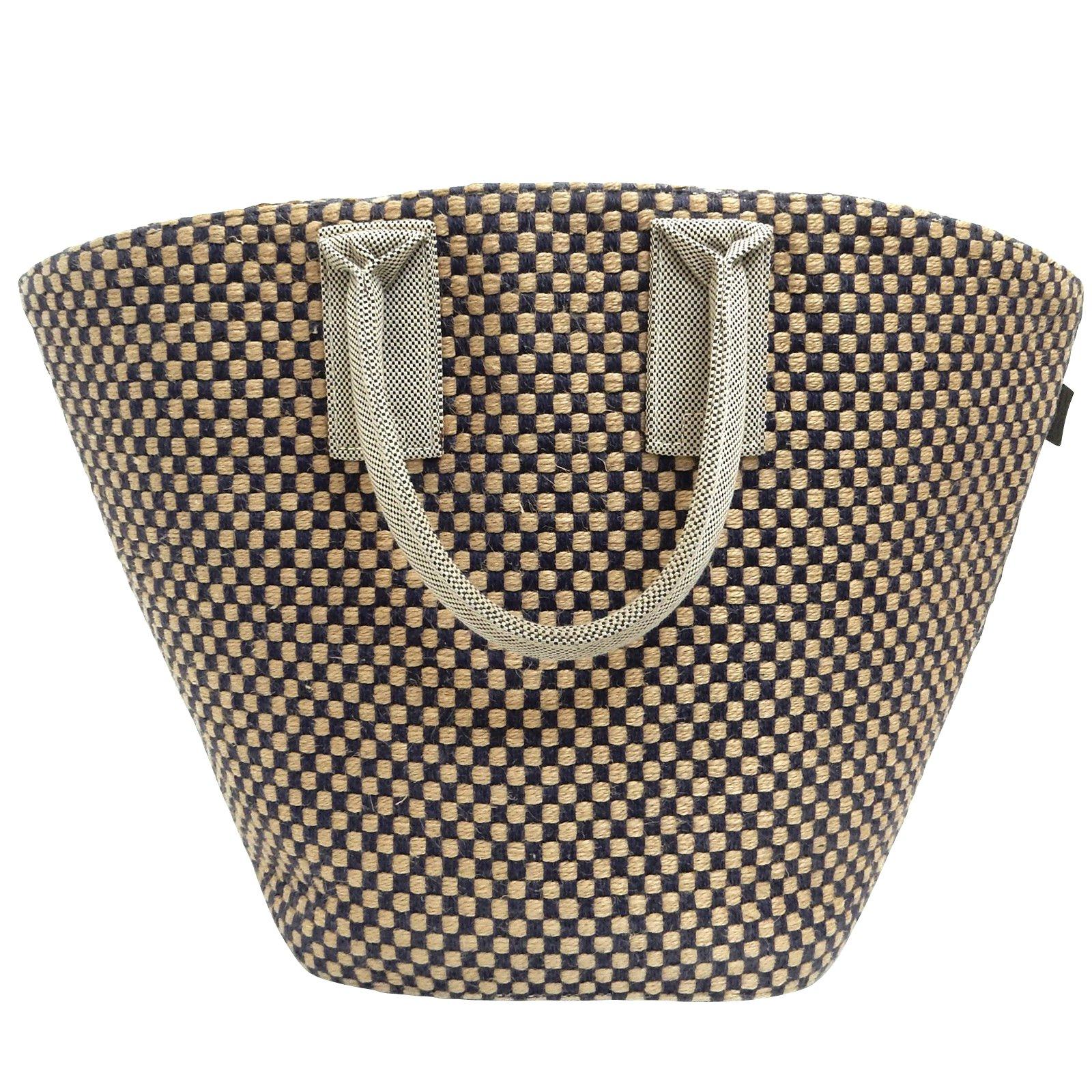 578492c637ab Hermès PM Bus Basket Handbags Other Beige ref.86870 - Joli Closet