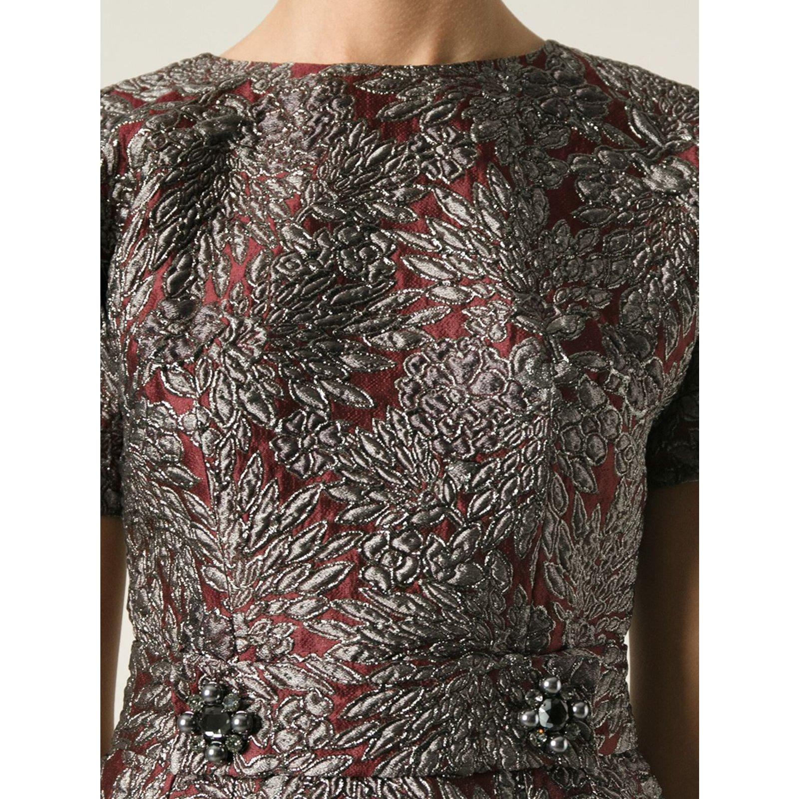 5542ab31fcf Dolce   Gabbana Dresses Dresses Silk