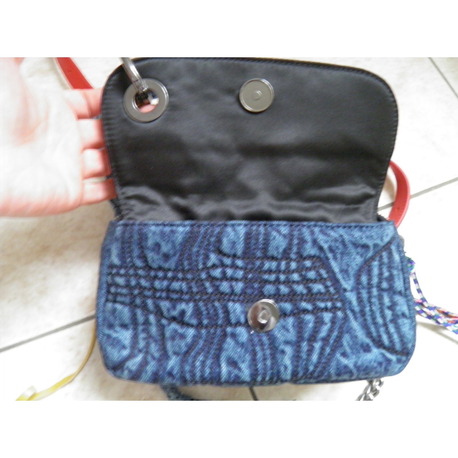 76e4966828f Diesel belt bag Clutch bags Other Multiple colors ref.91382 - Joli Closet