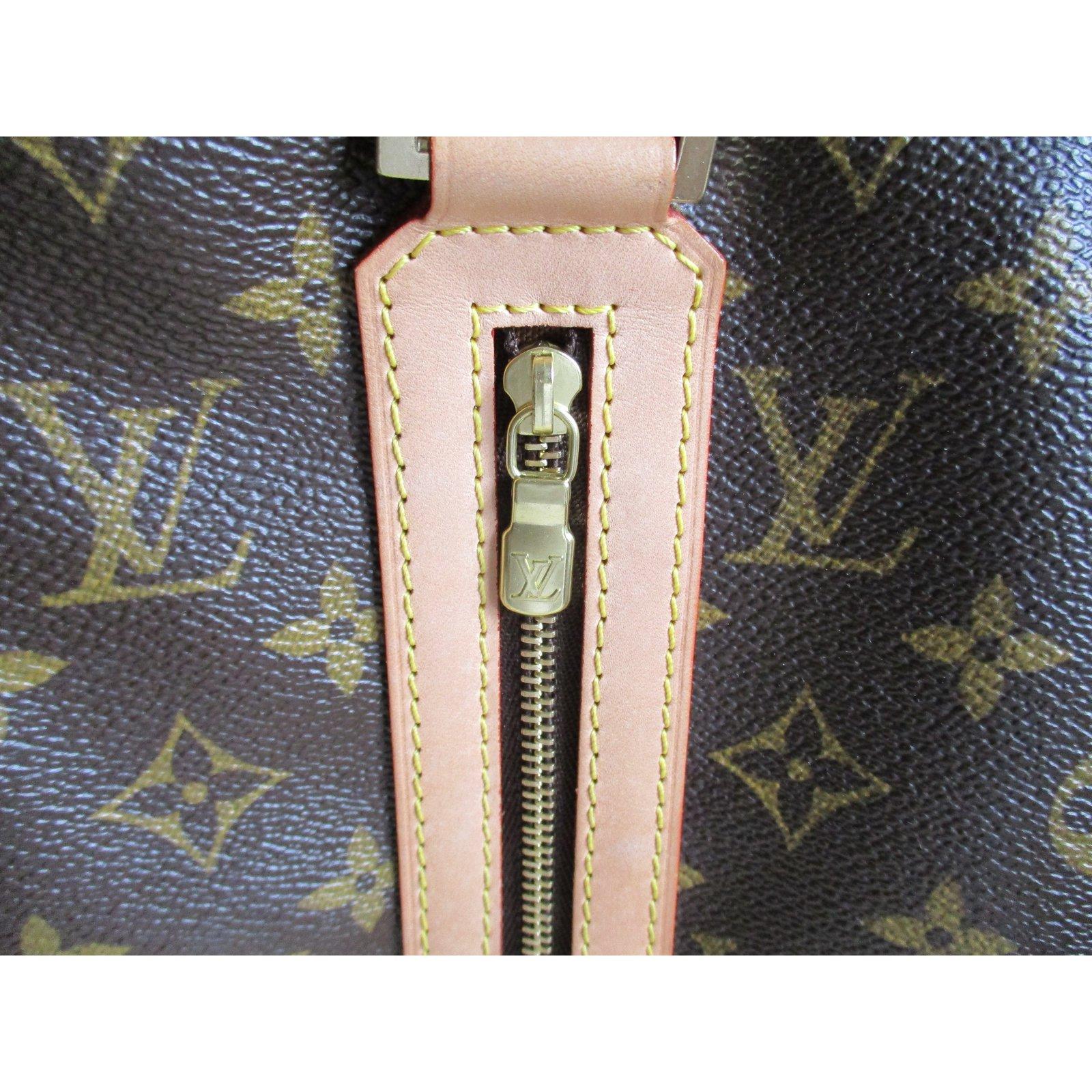 11e899b8350b Sacs à main Louis Vuitton Sac, porte document, cartable, sac de voyage,  laptop case Cuir Marron ref.93461 - Joli Closet