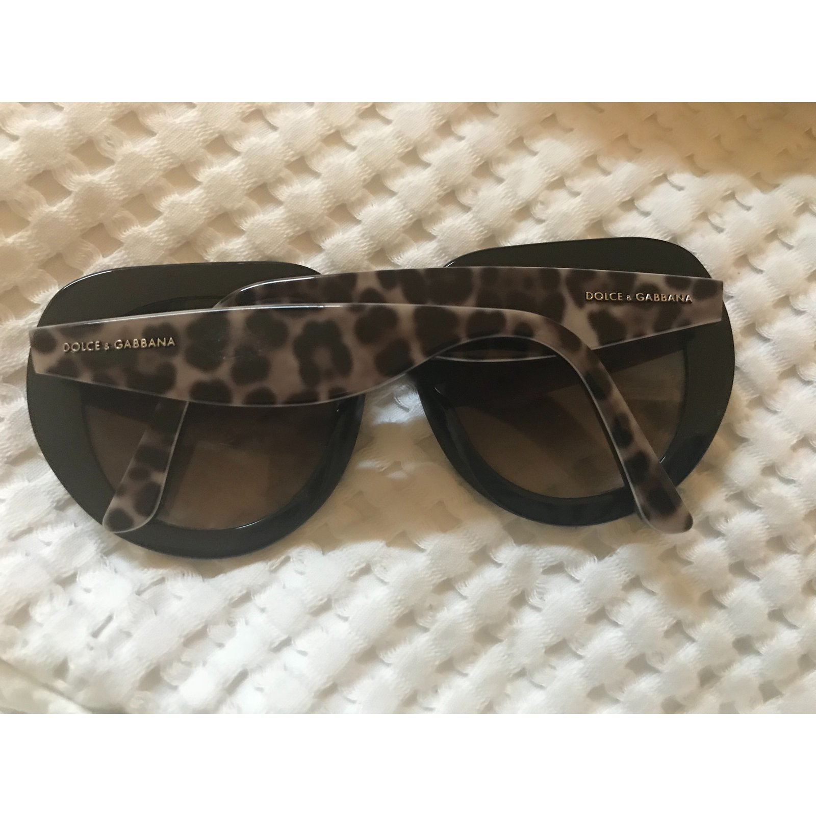 64f9a01984df Dolce & Gabbana Sunglasses Sunglasses Other Leopard print ref.93767 - Joli  Closet